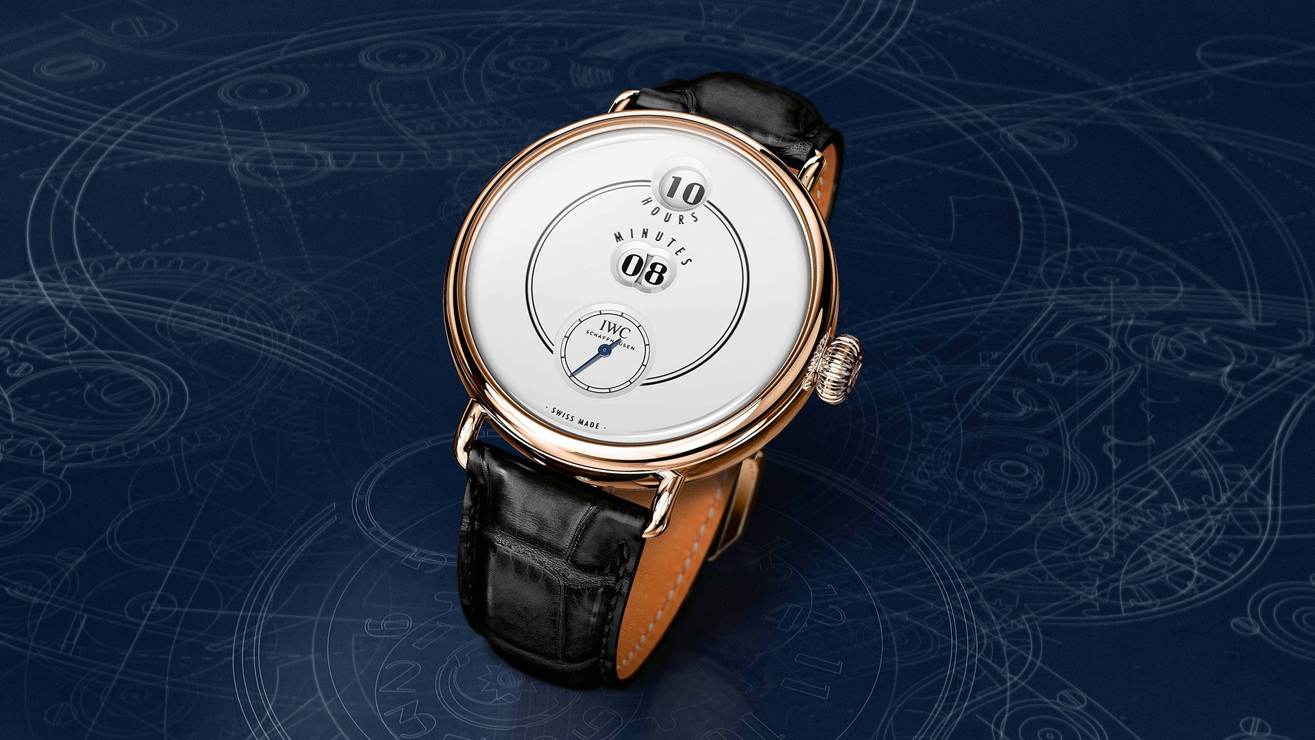 IWC Tribute to Pallweber