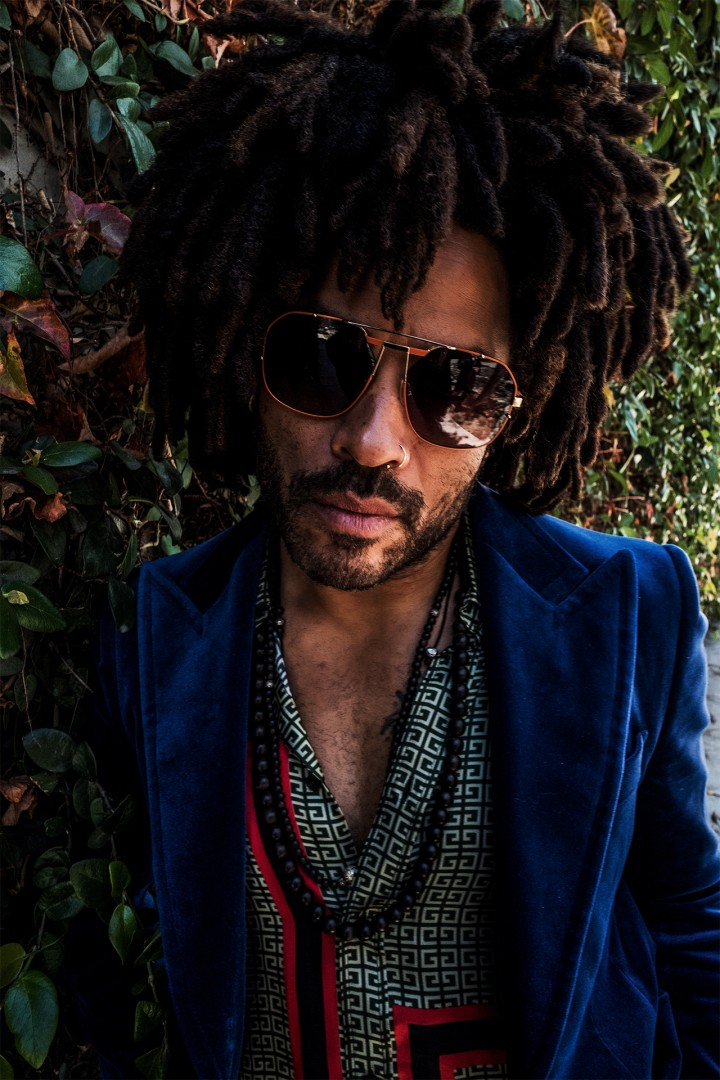 Lenny Kravitz interview on his new album, his daughter, and