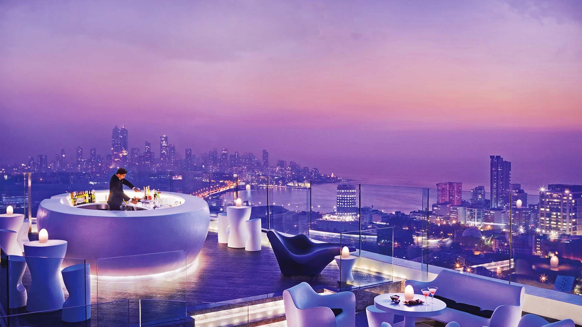 AER Lounge, Mumbai