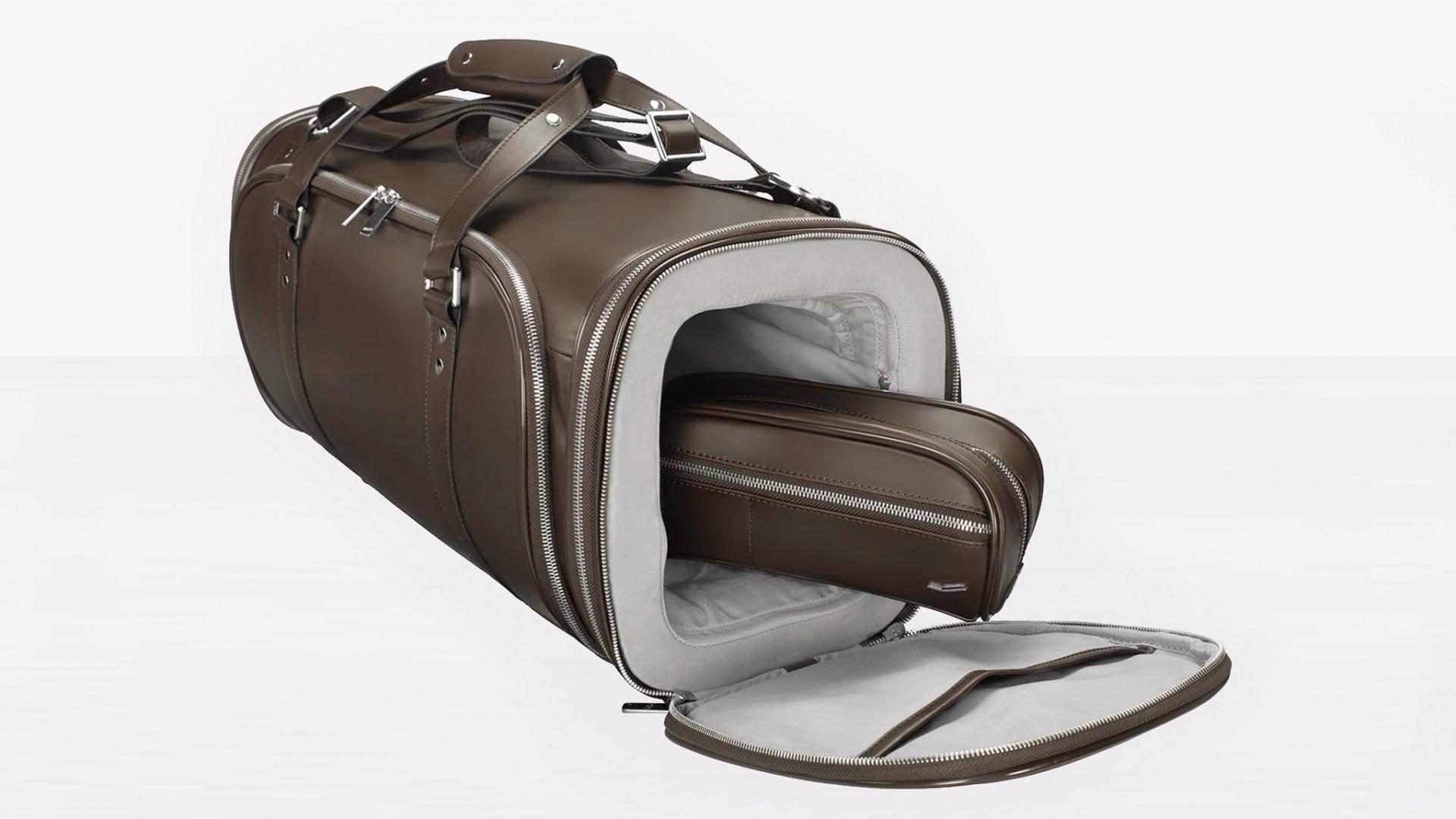 Vocier five-piece travel set