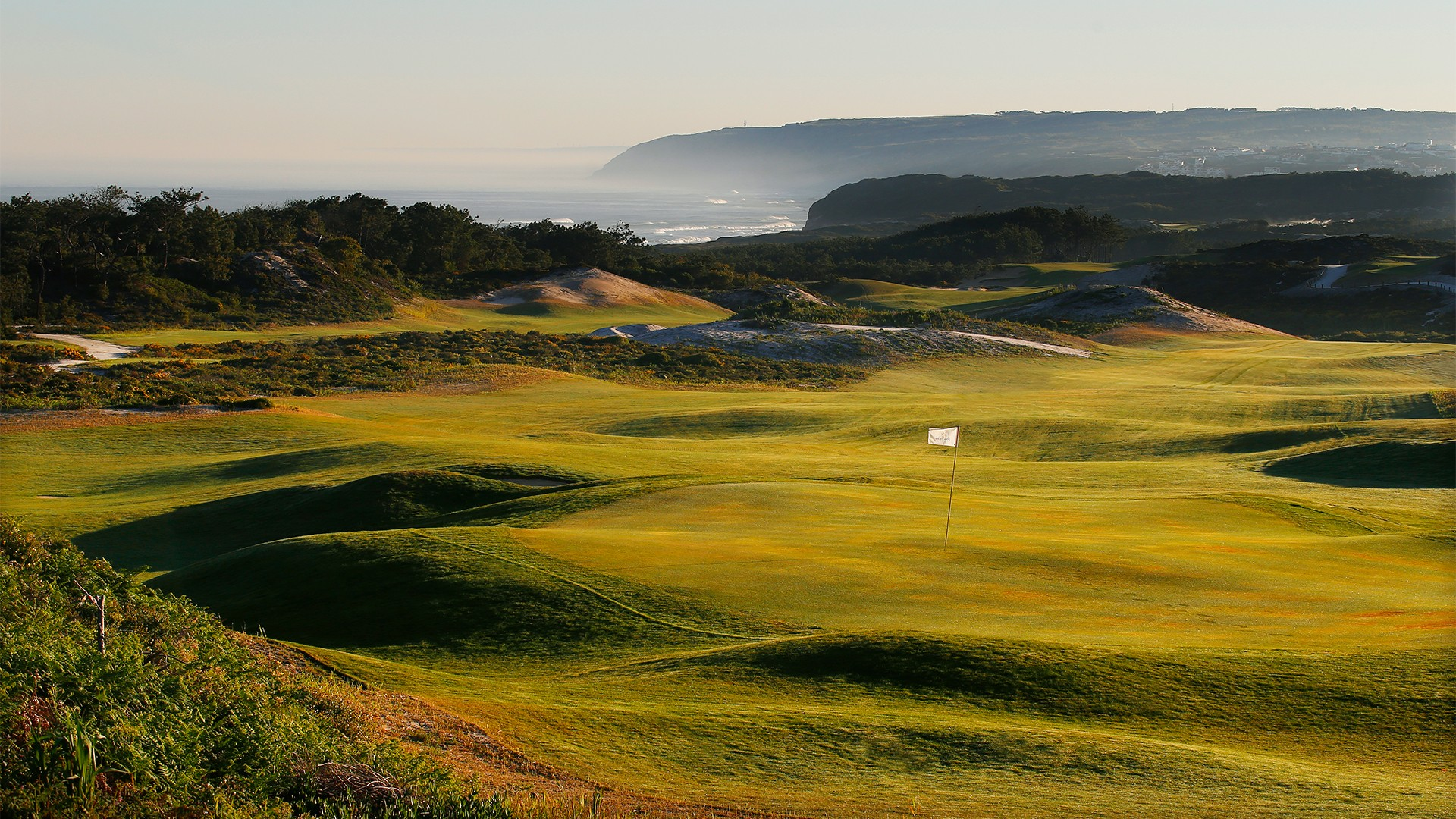 West Cliffs golf course, Lisbon, Portugal