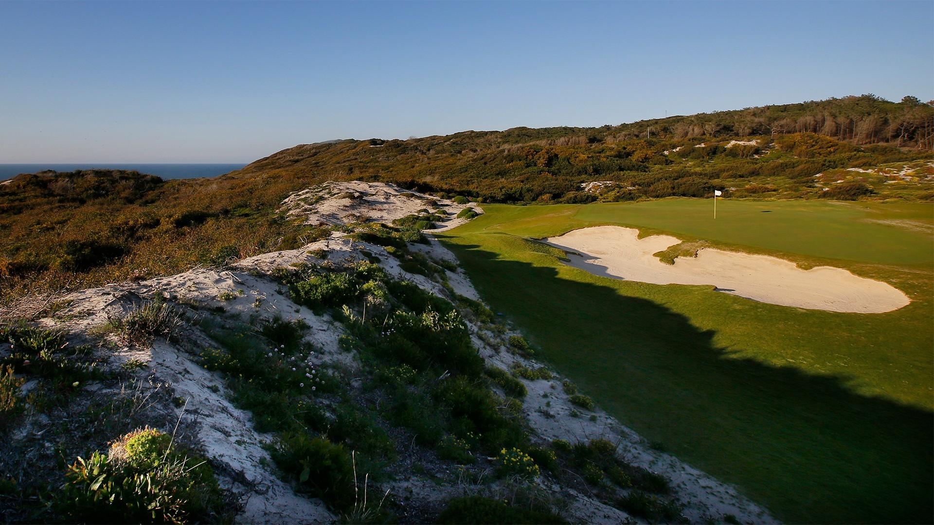 West Cliffs golf course, Lisbon, Portugal