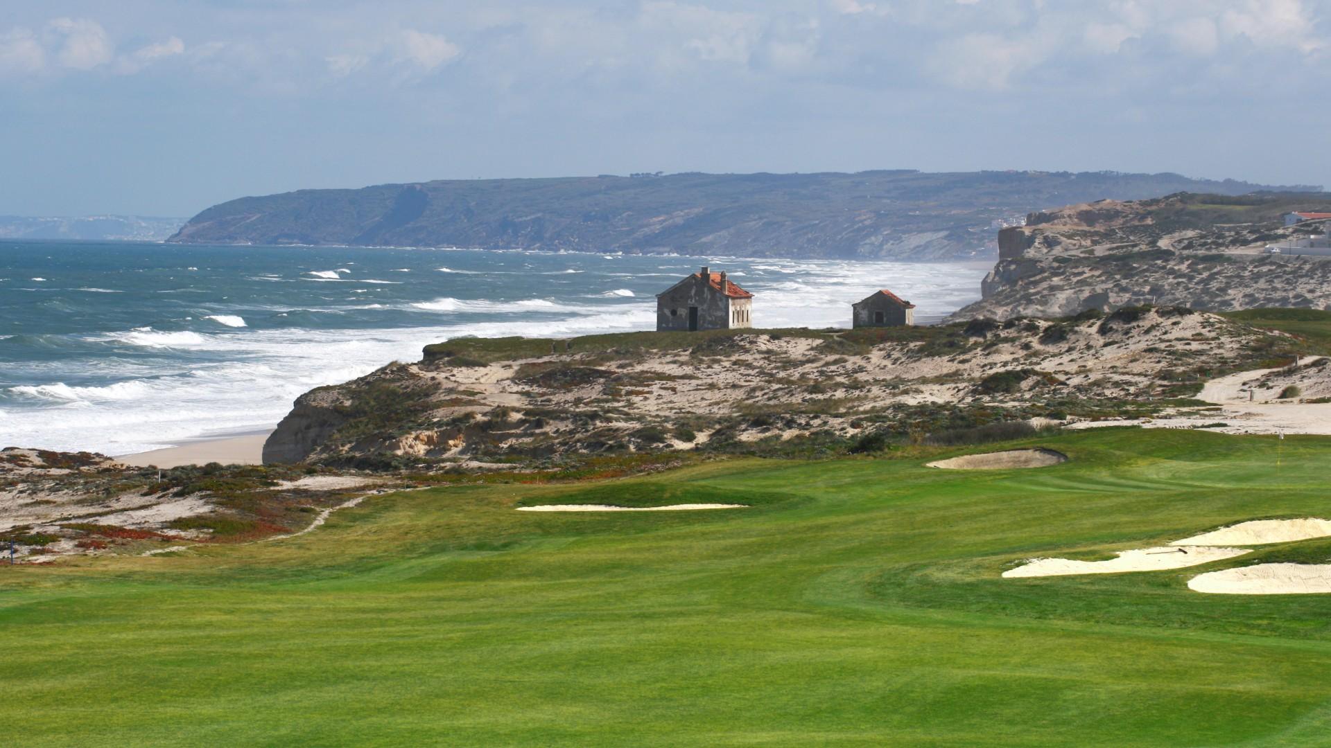 Praia D'el Rey golf course Lisbon Portugal
