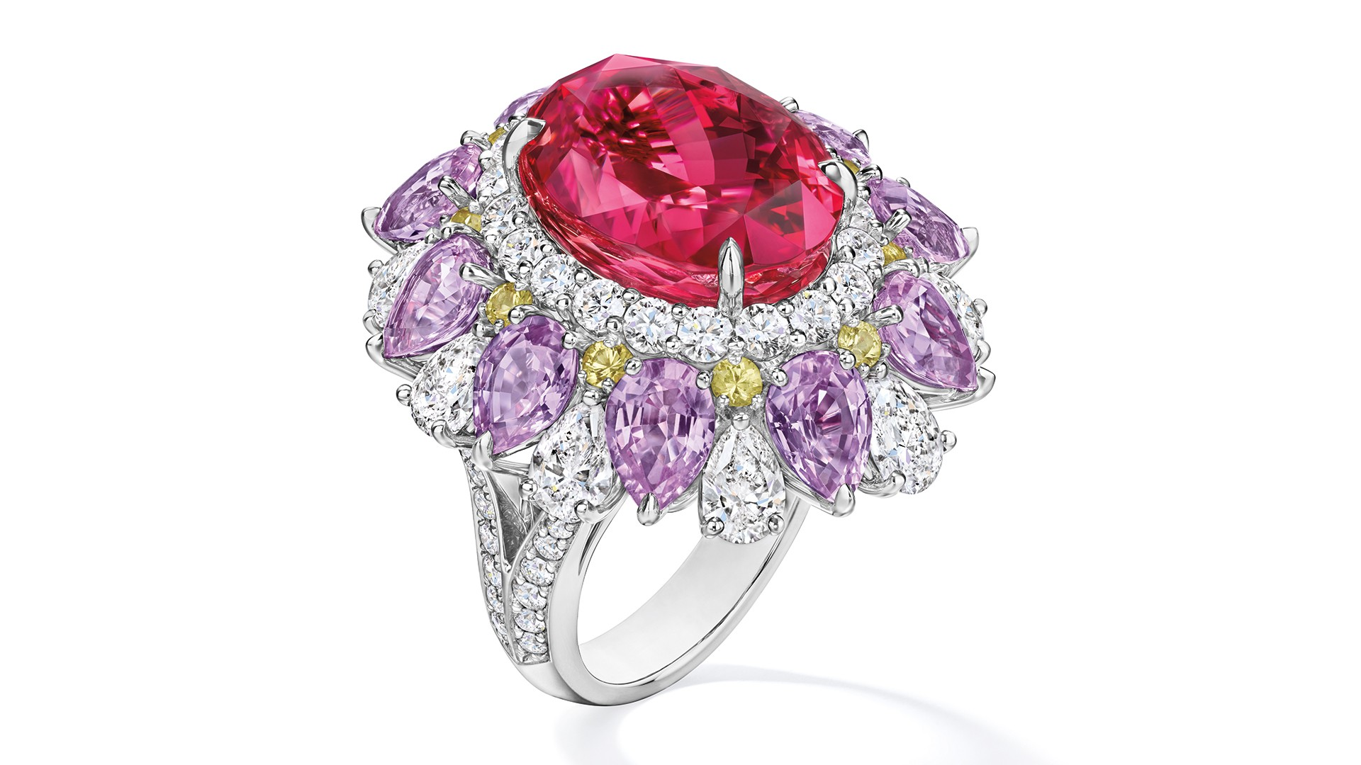 Harry Winston Winston Candy cocktail ring