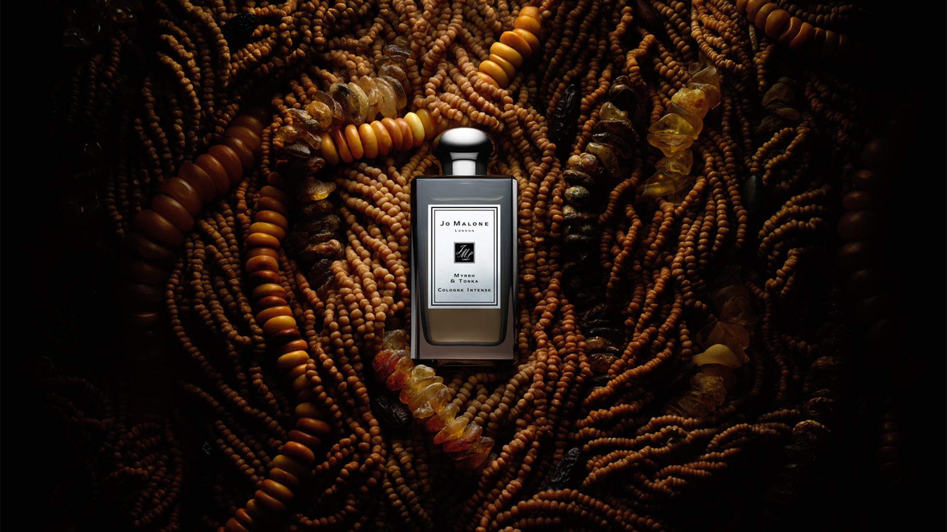 Jo Malone Myrrh & Tonka men's fragrance