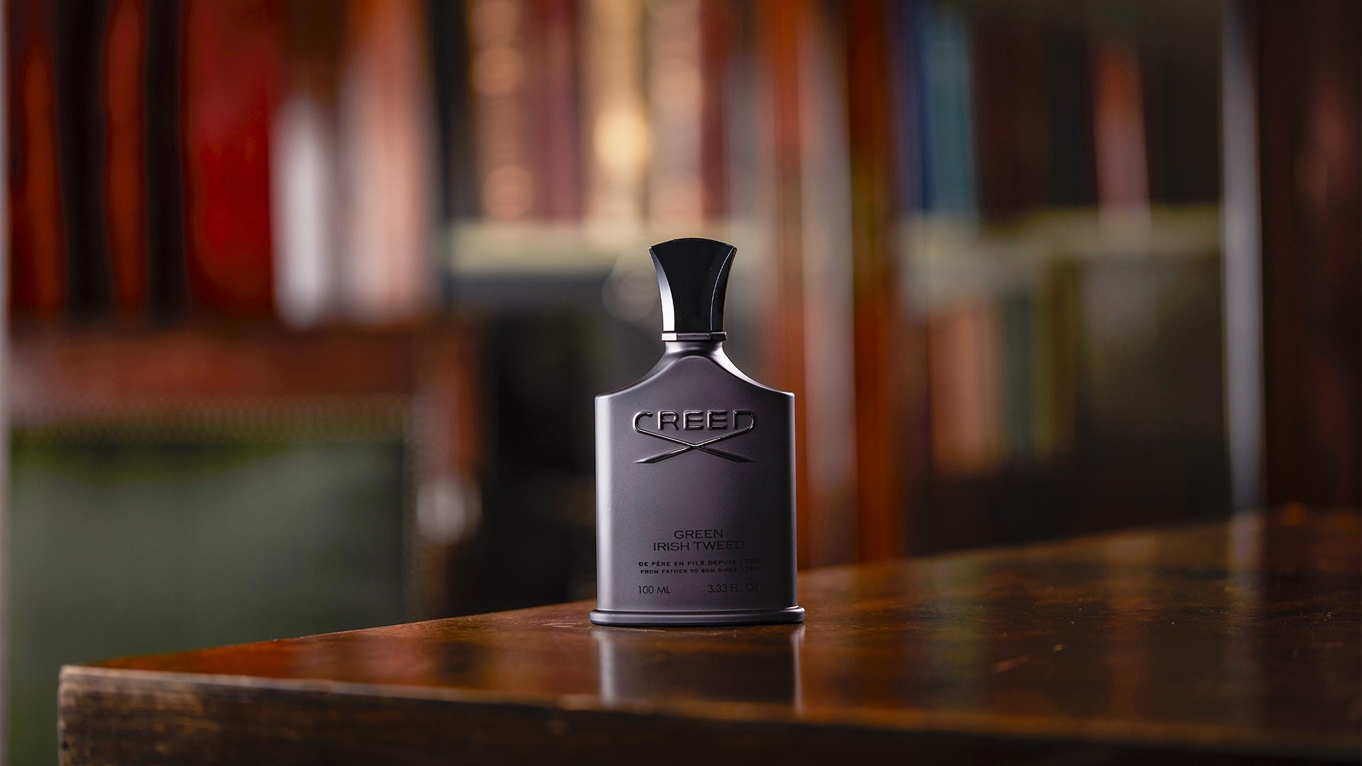 Creed Green Irish Tweed men's fragrance