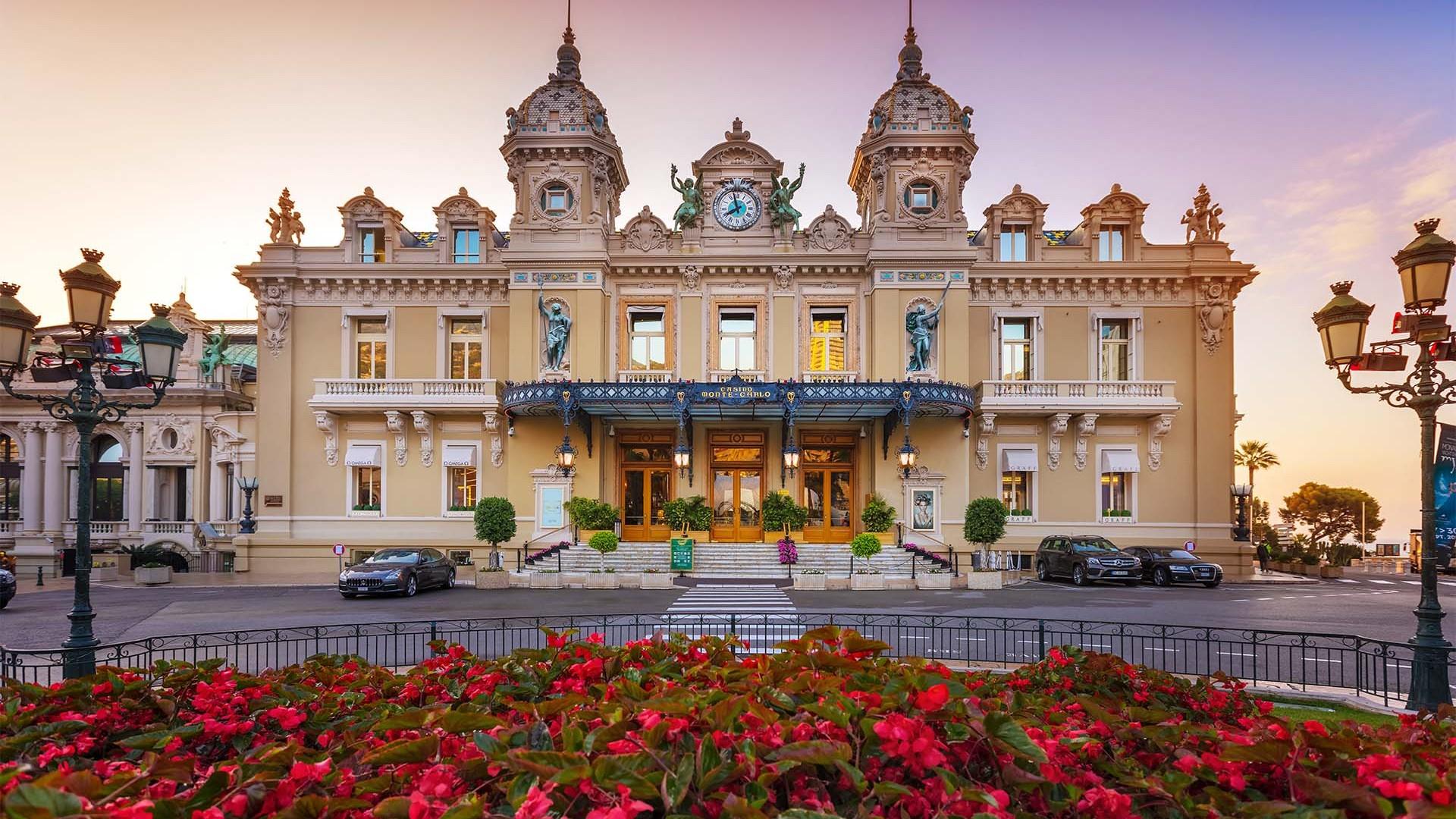 Famous Casino In Monte Carlo