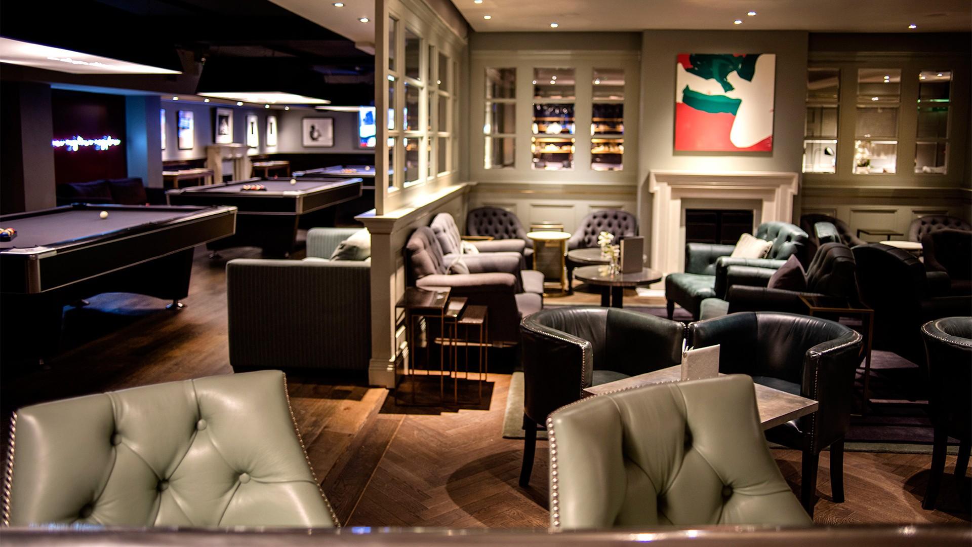 Eight Club, Bank, London, private members club
