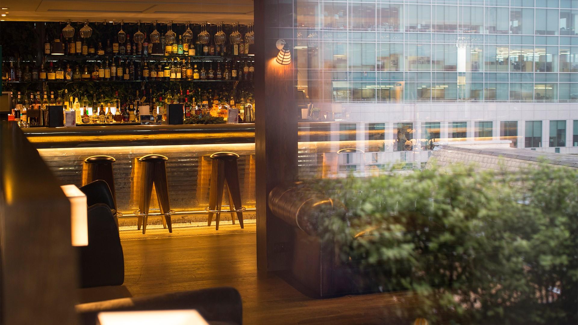 Eight Club, Moorgate, London, private members club