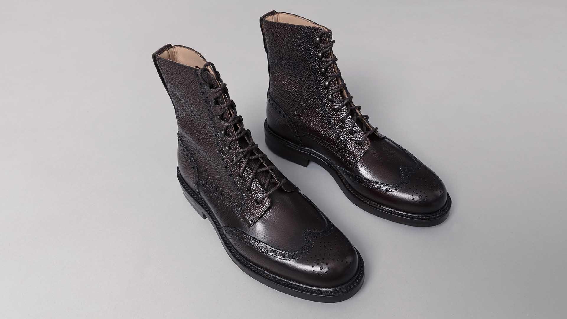 Crockett & Jones Islay boots