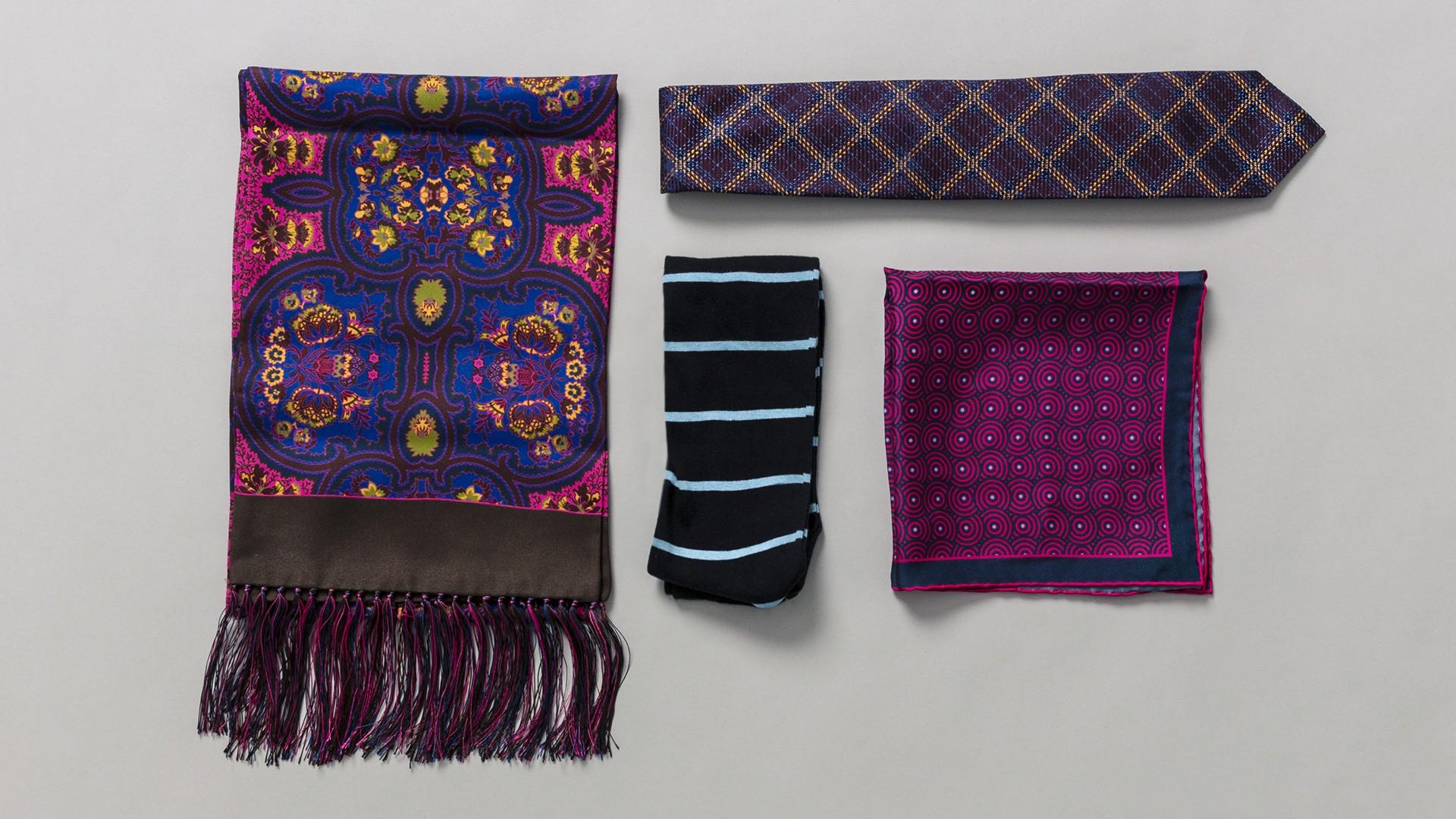 New & Lingwood accessories