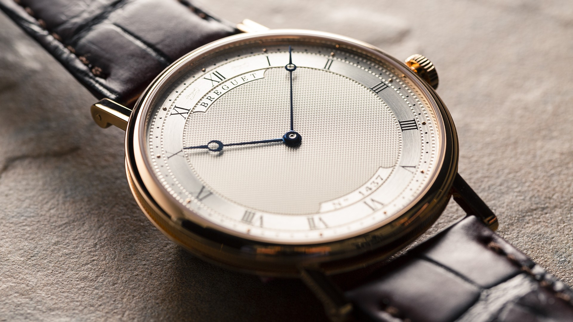 Best rose gold watches, Breguet Classique Extra-Thin 5157