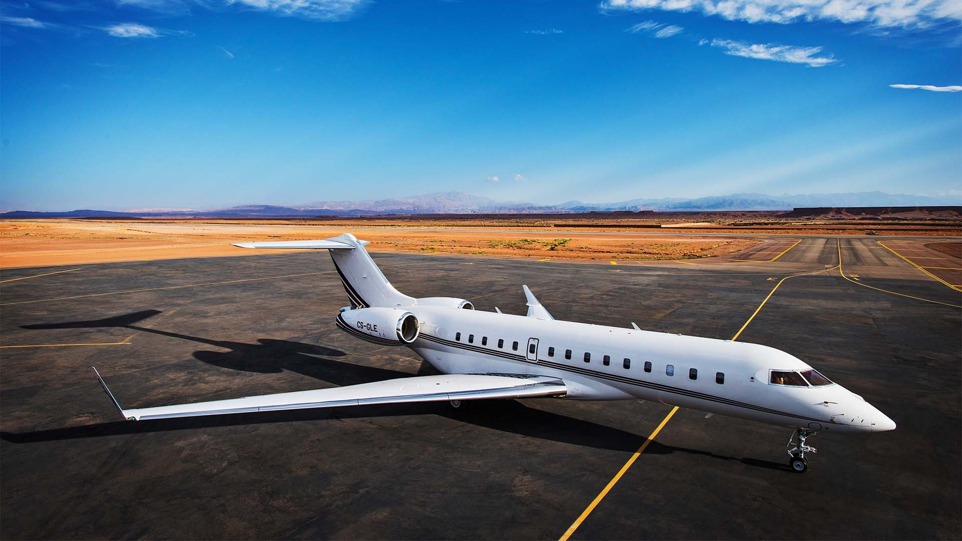 Private jet card – Netjets
