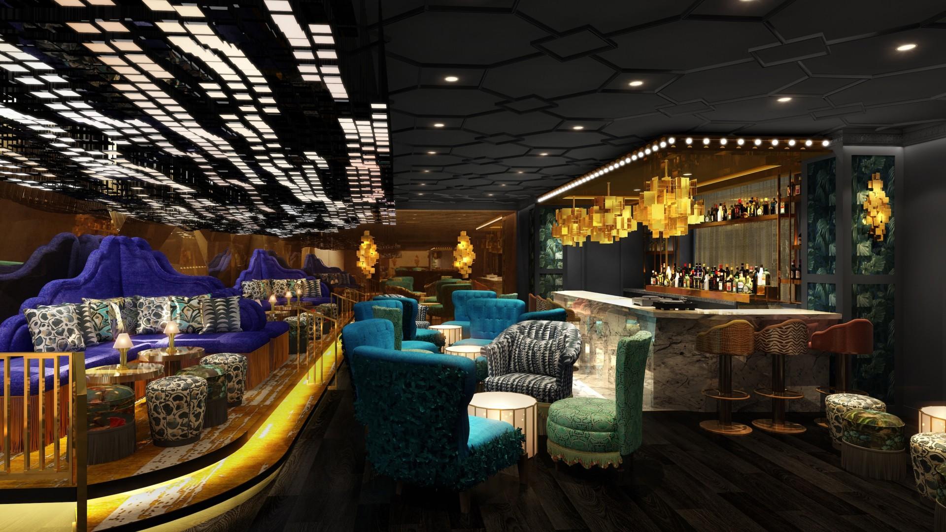 24 Mayfair bar