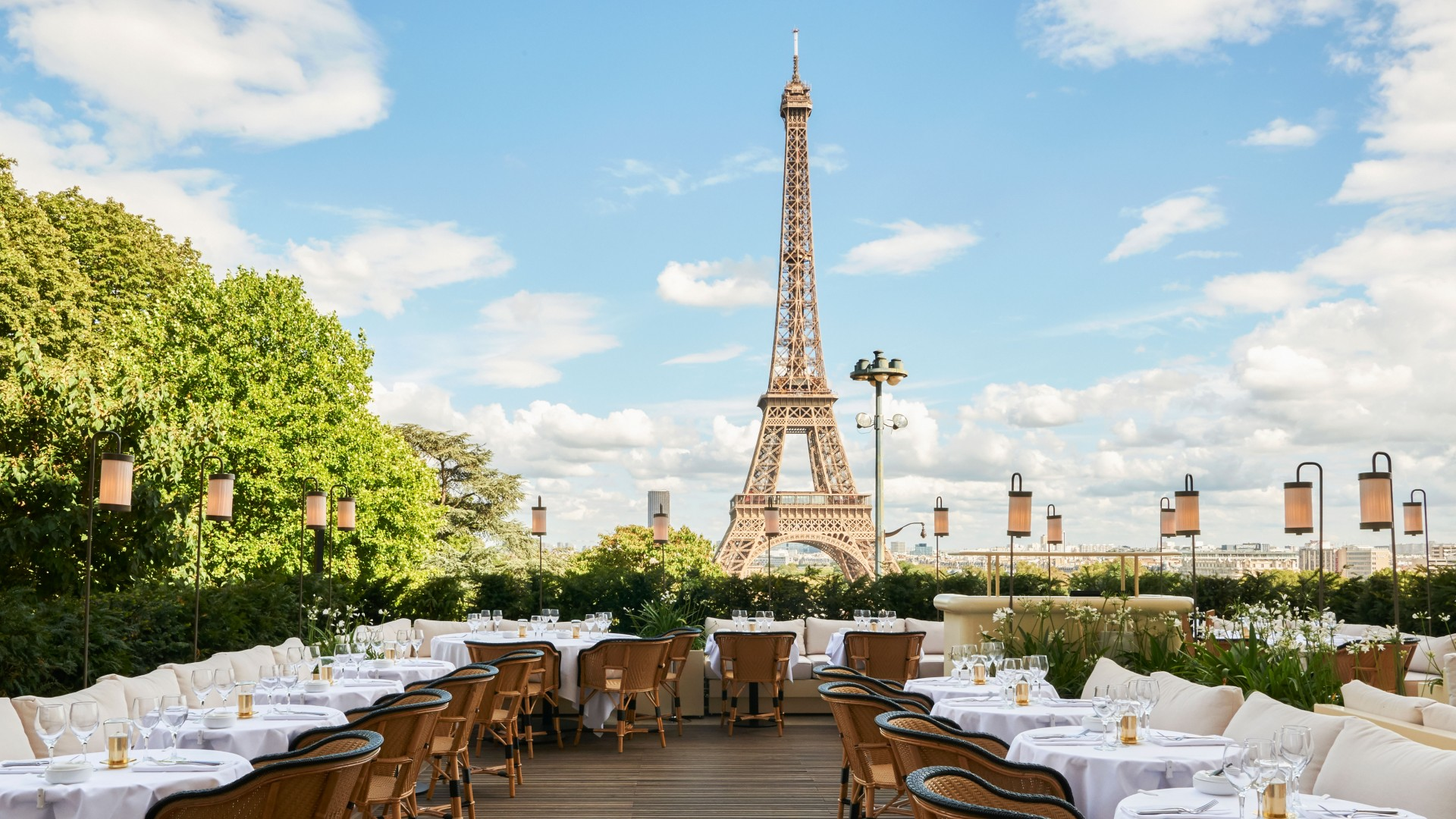Image result for girafe paris view