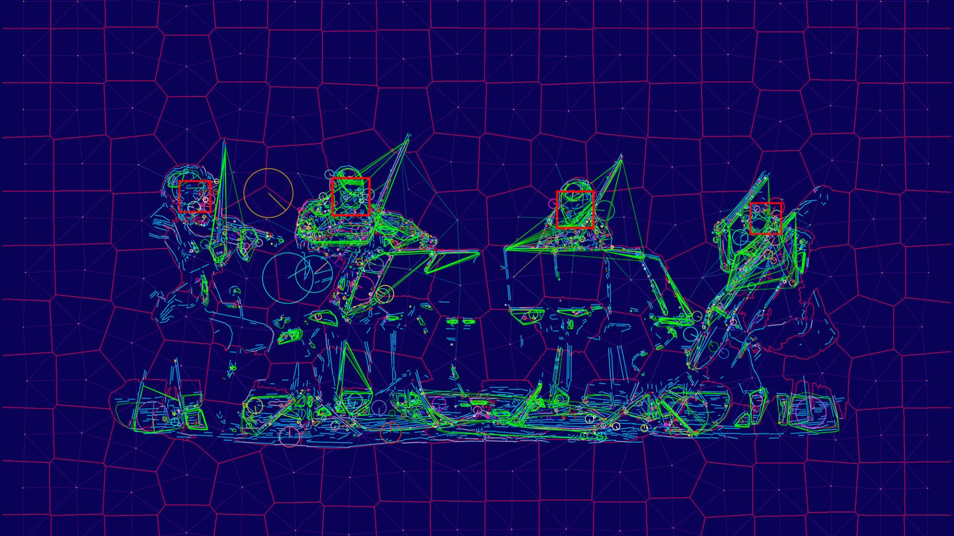 AI:more than human exhibition