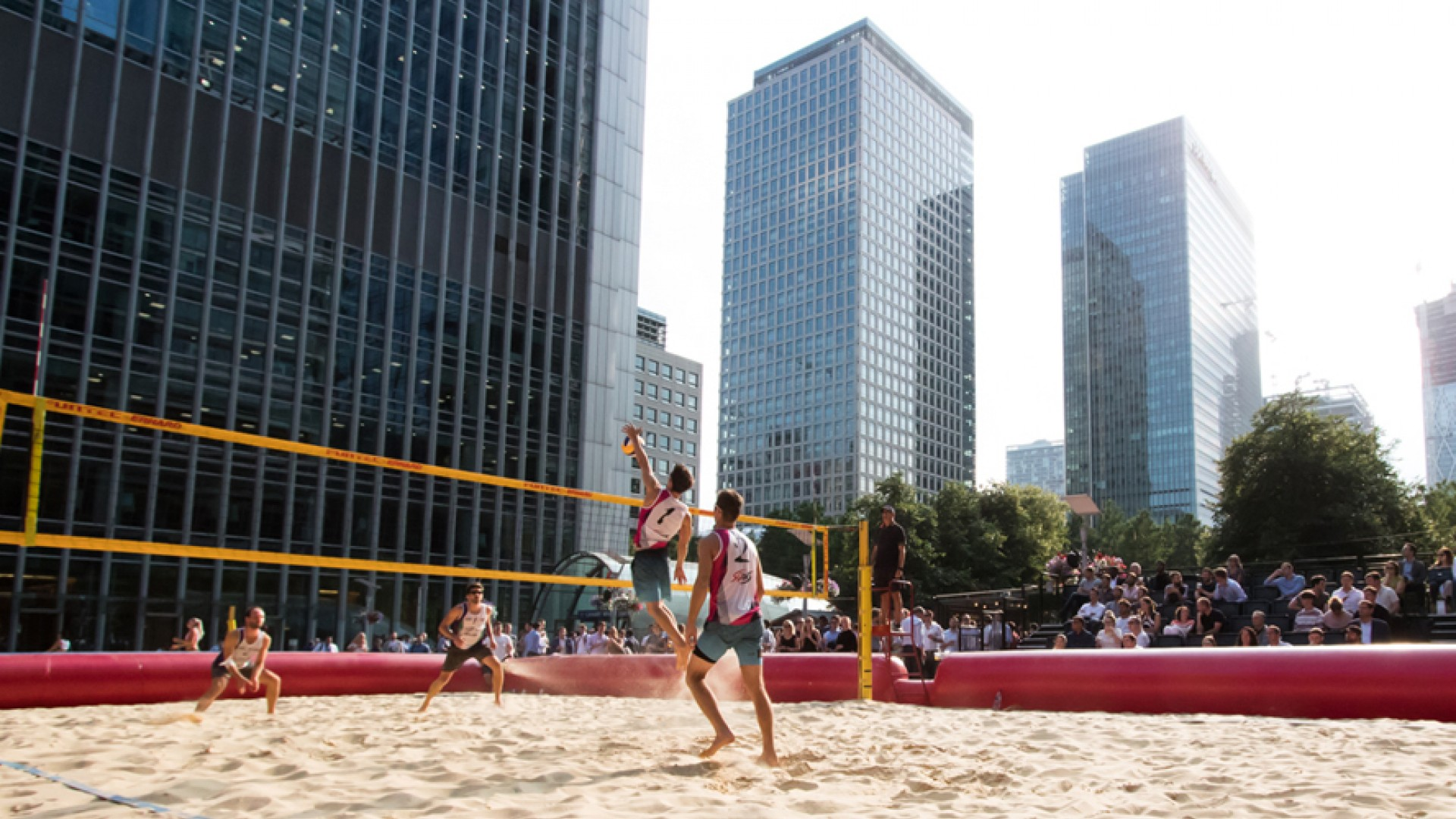 AFK beach volleyball