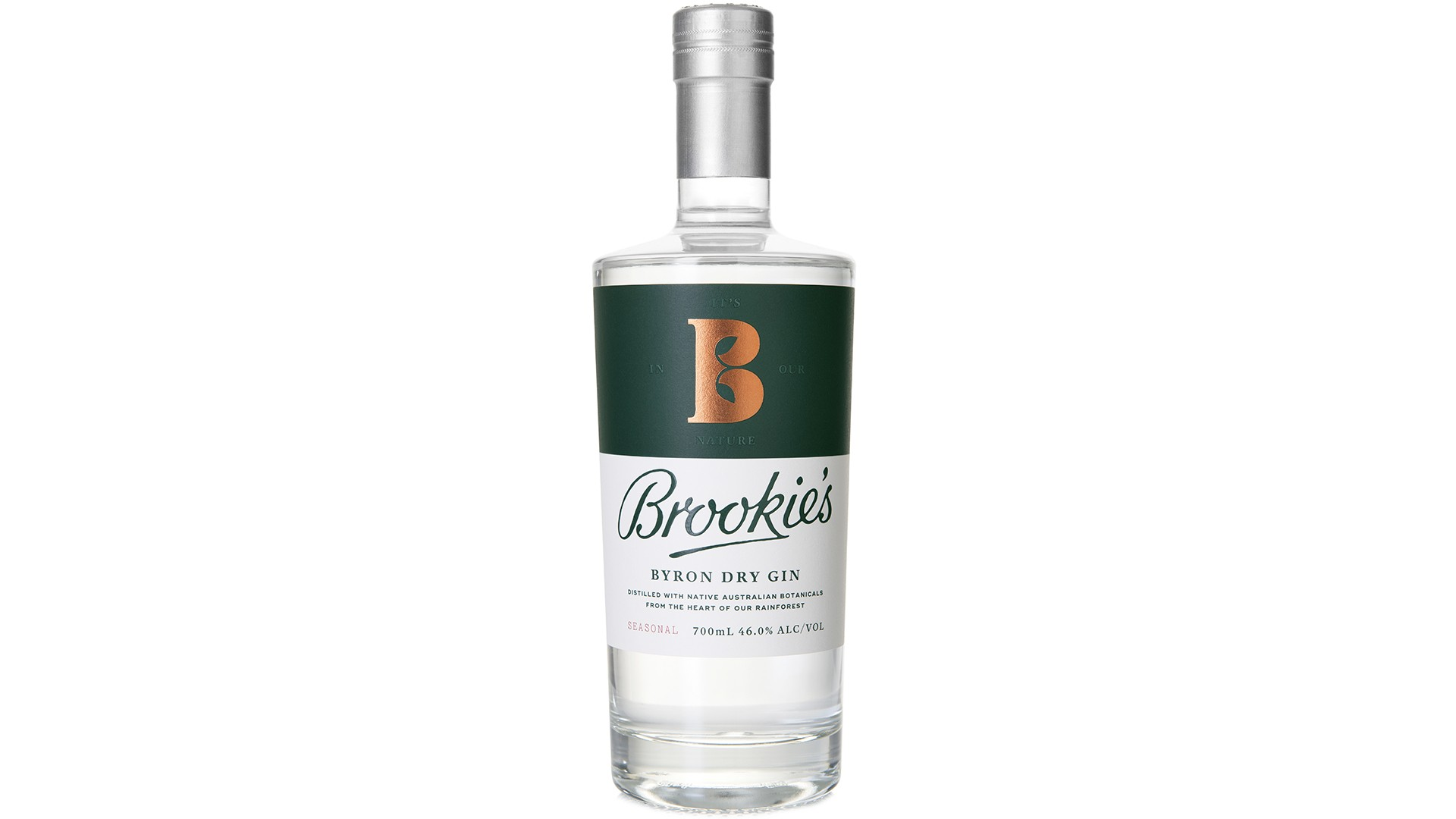Brookie's Dry Gin