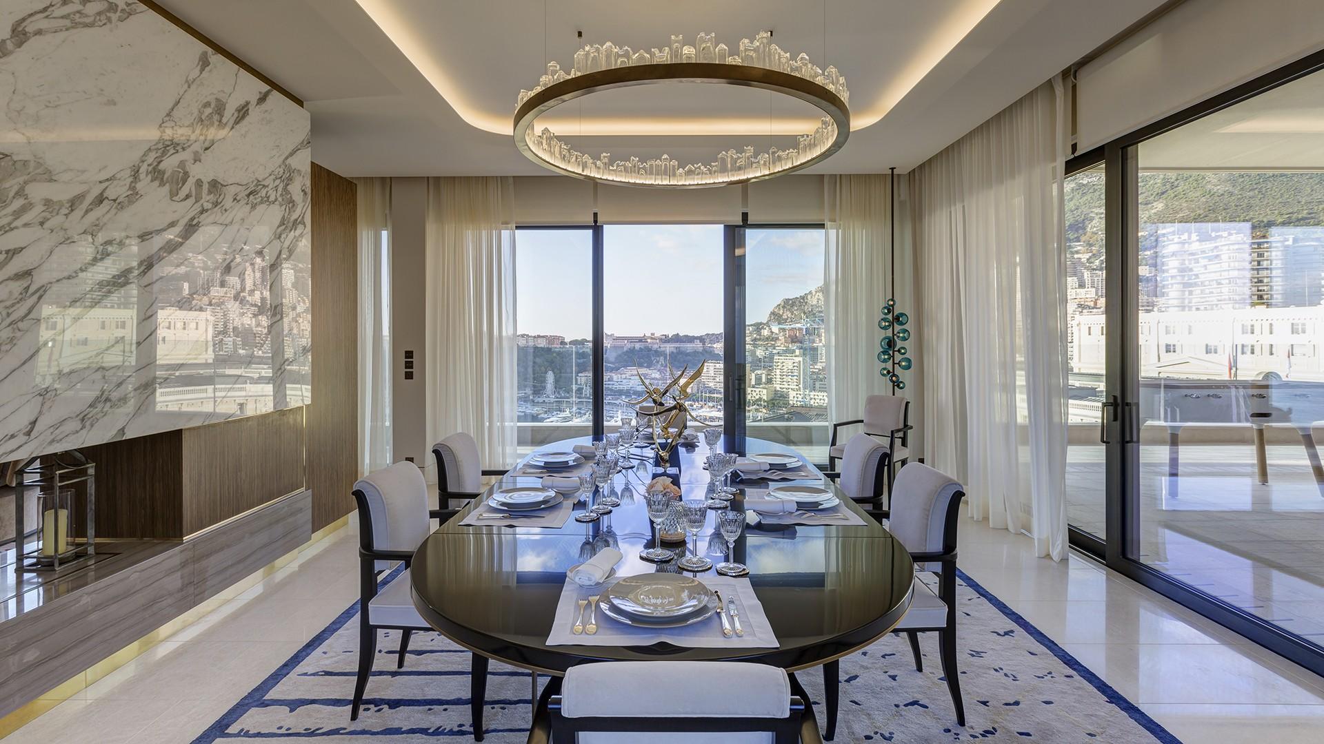 Diamond Suite Princess Grace, Hotel de Paris Monte-Carlo