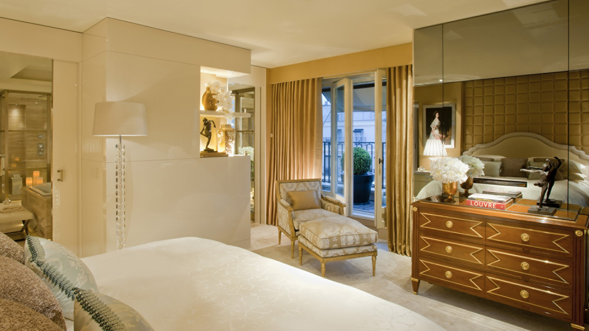 The Penthouse, Four Seasons George V