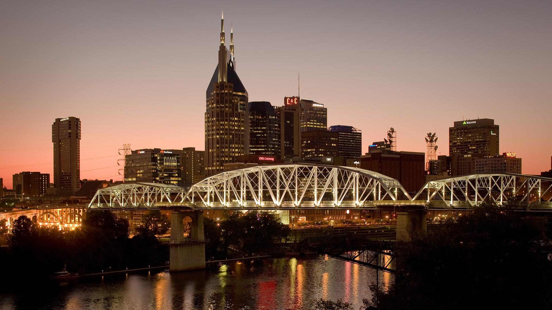 John Seigenthaler Pedestrian Bridge, Nashville