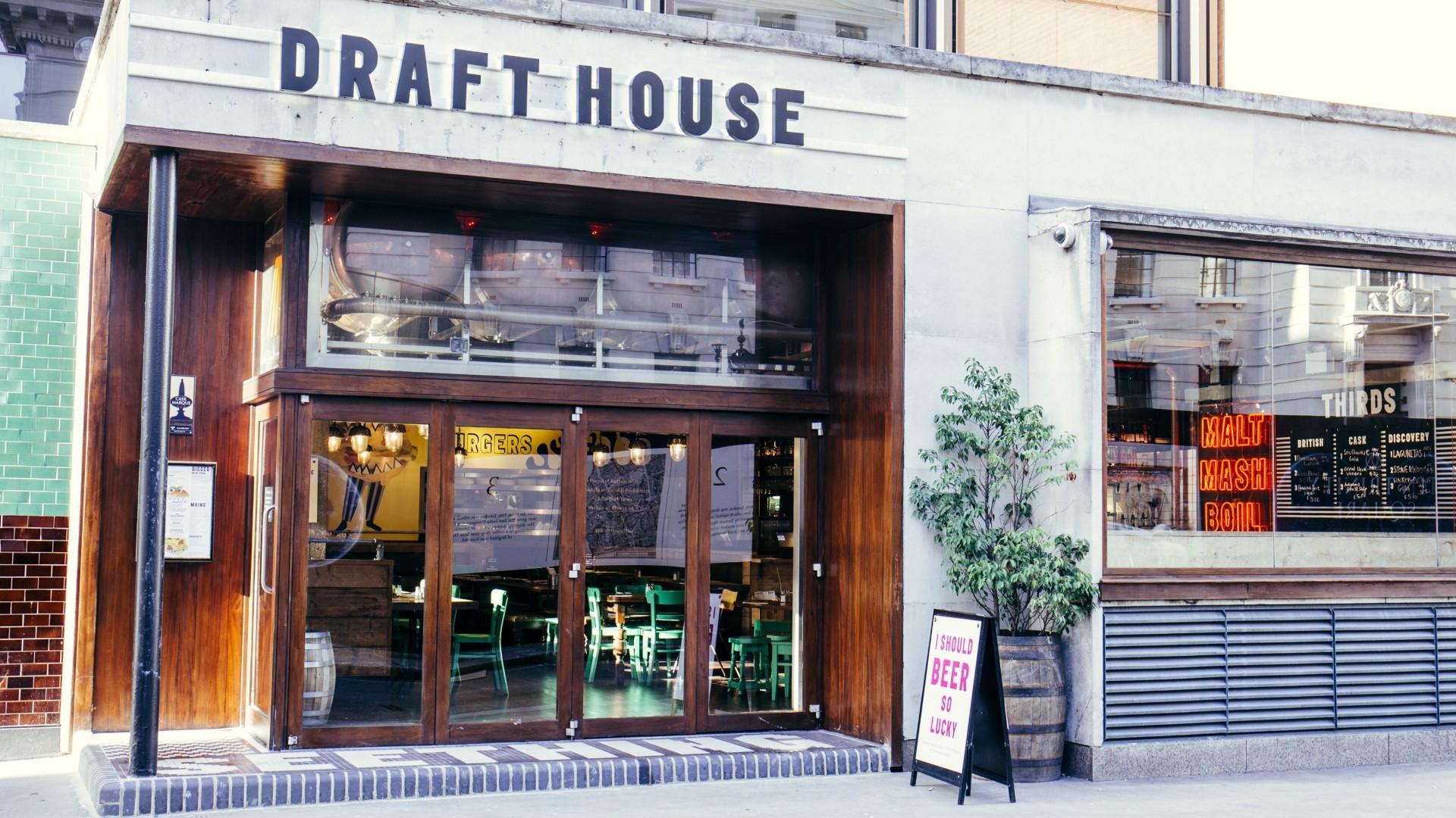Draft House - Seething
