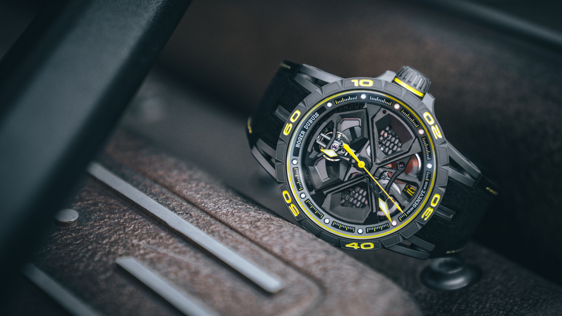 Roger Dubuis Excalibur Huracán Performante