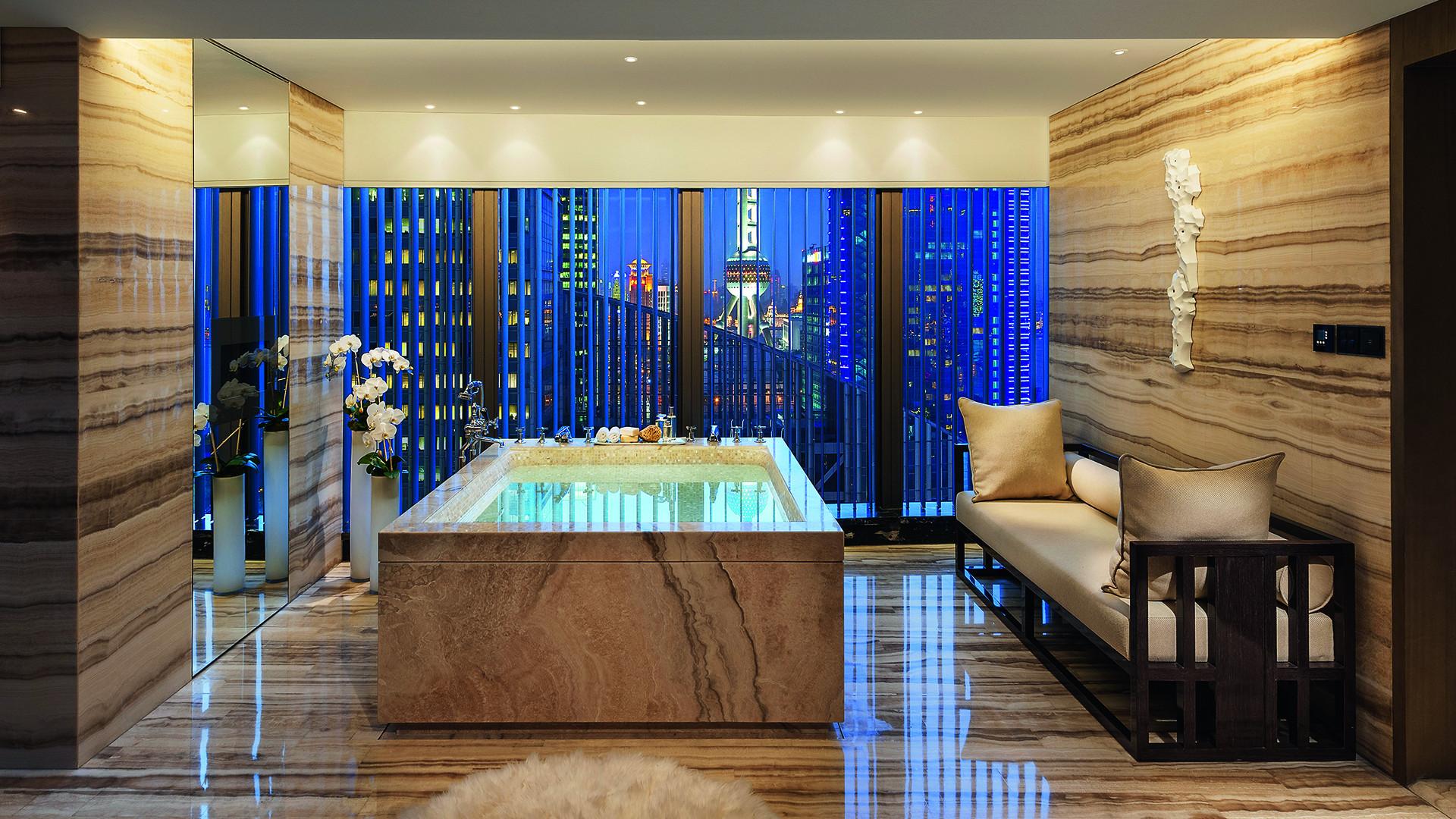 Presidential Suite – Mandarin Oriental