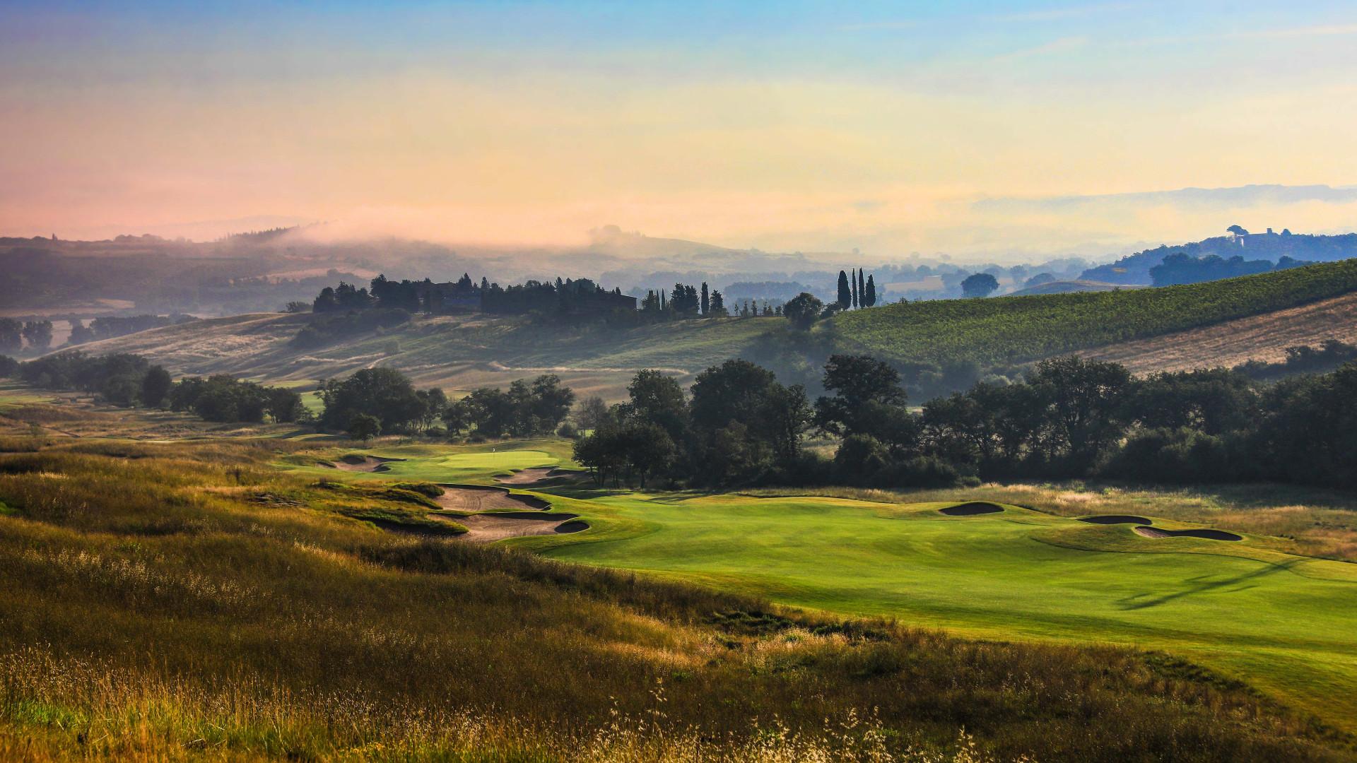 Castiglion del Bosco Golf Course