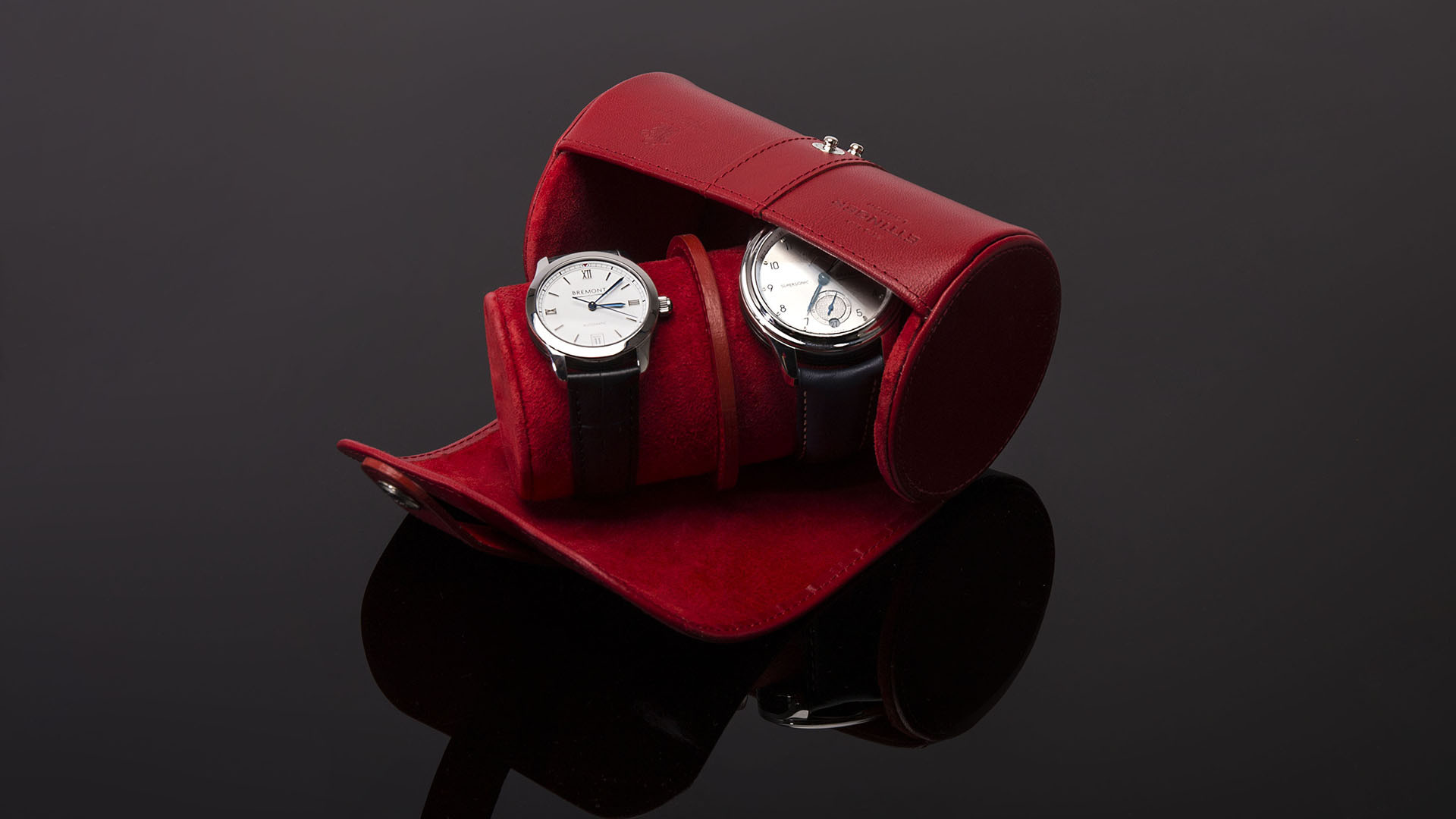 Ettinger's new watch roll