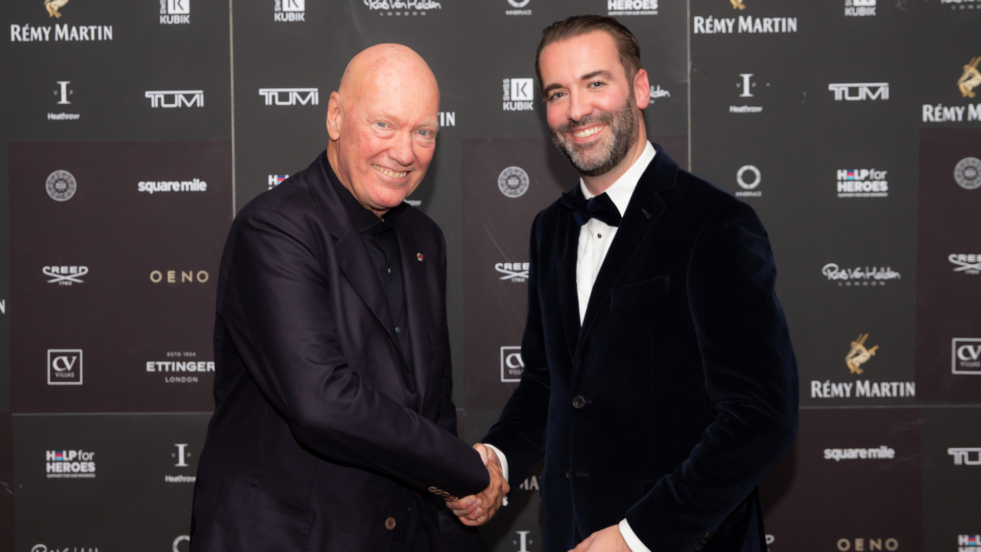 Jean-Claude Biver Square Mile Watch Awards 2019