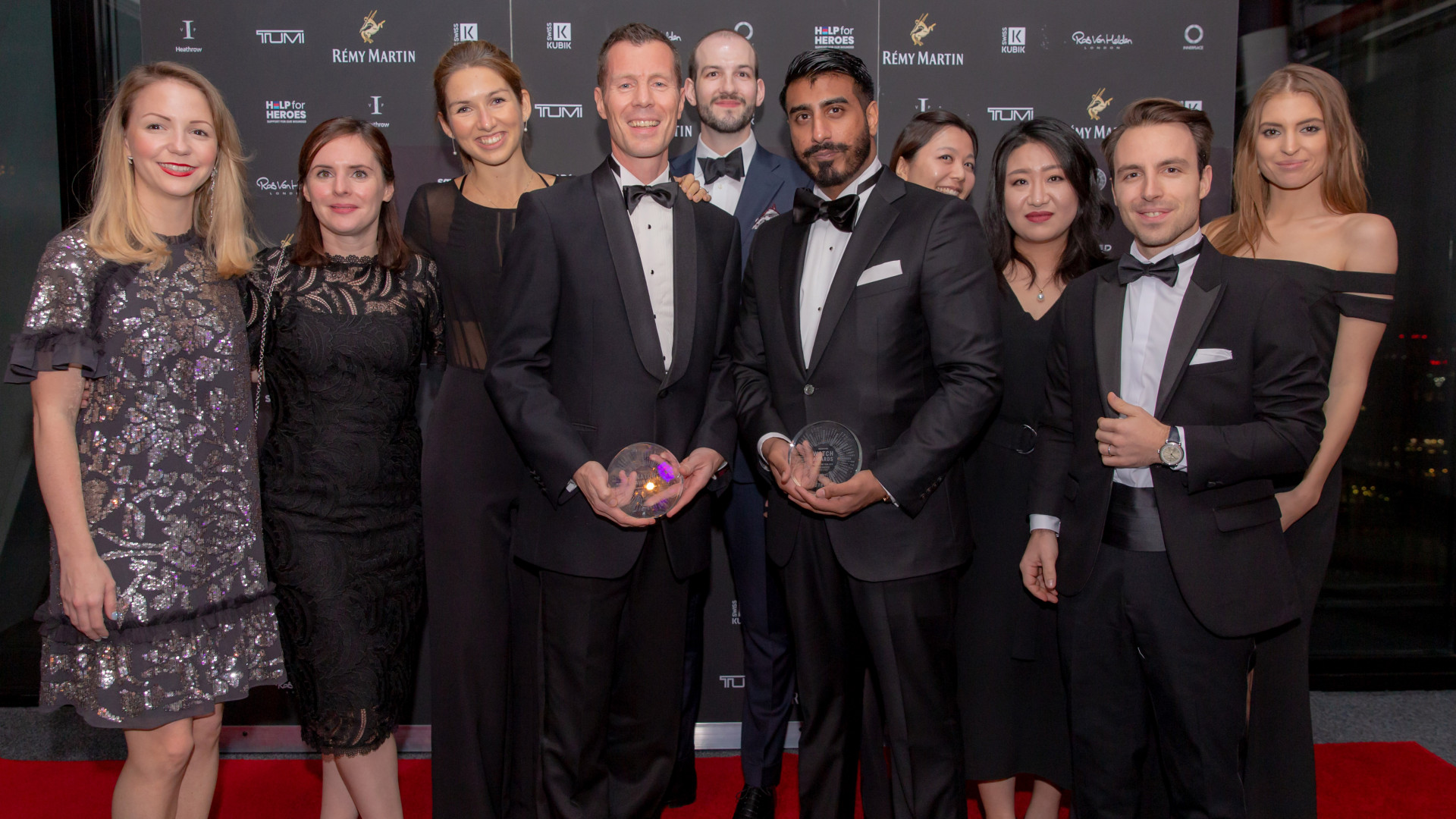 Vacheron Square Mile Watch Awards 2019