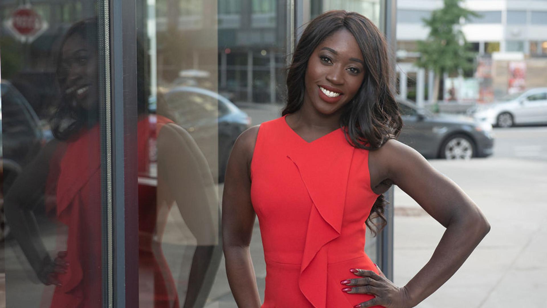 Louise Broni-Mensah, Founder & CEO at Shoobs
