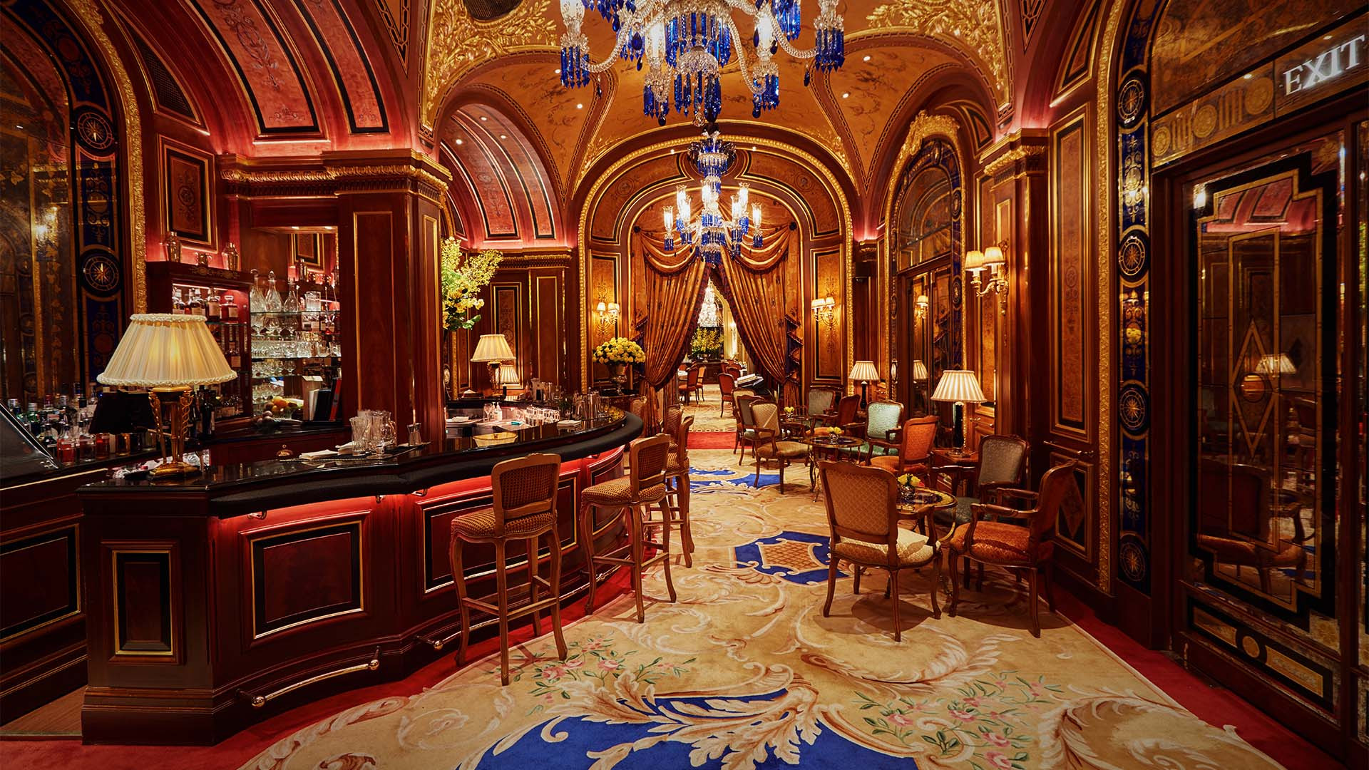 The Ritz Club entrance hall: Best London Casinos