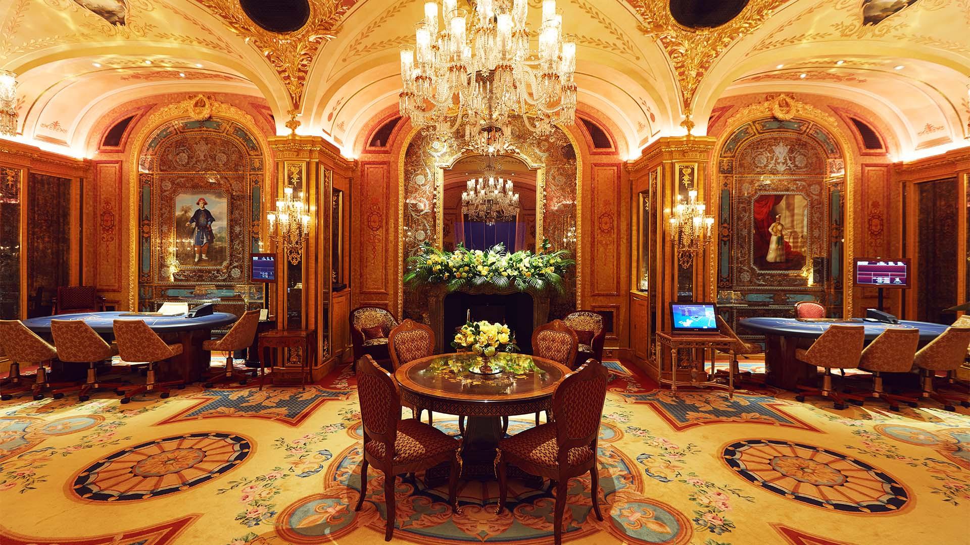 The Ritz Club interior: Best London Casinos