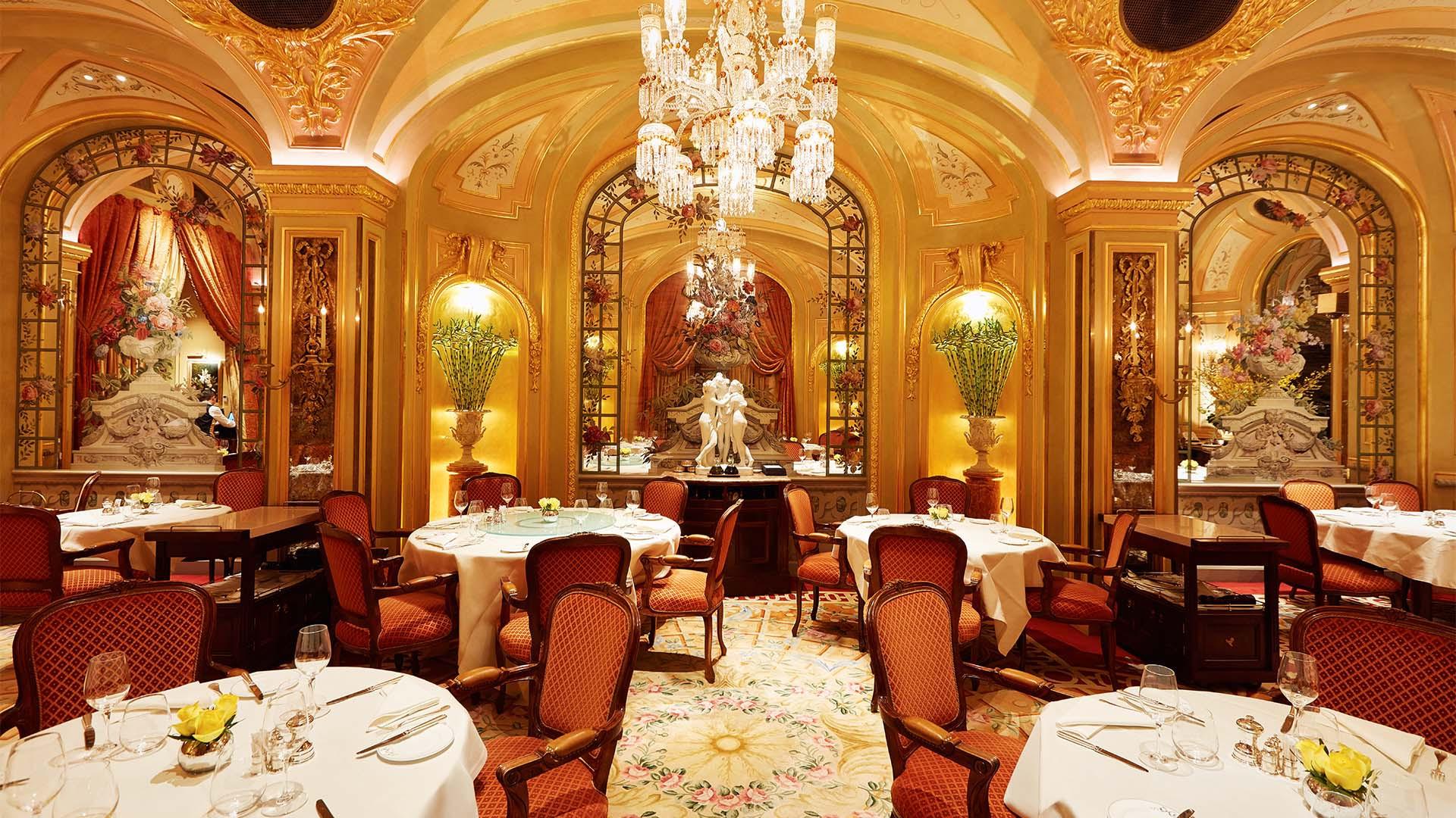 The Ritz Club dining room: Best London Casinos