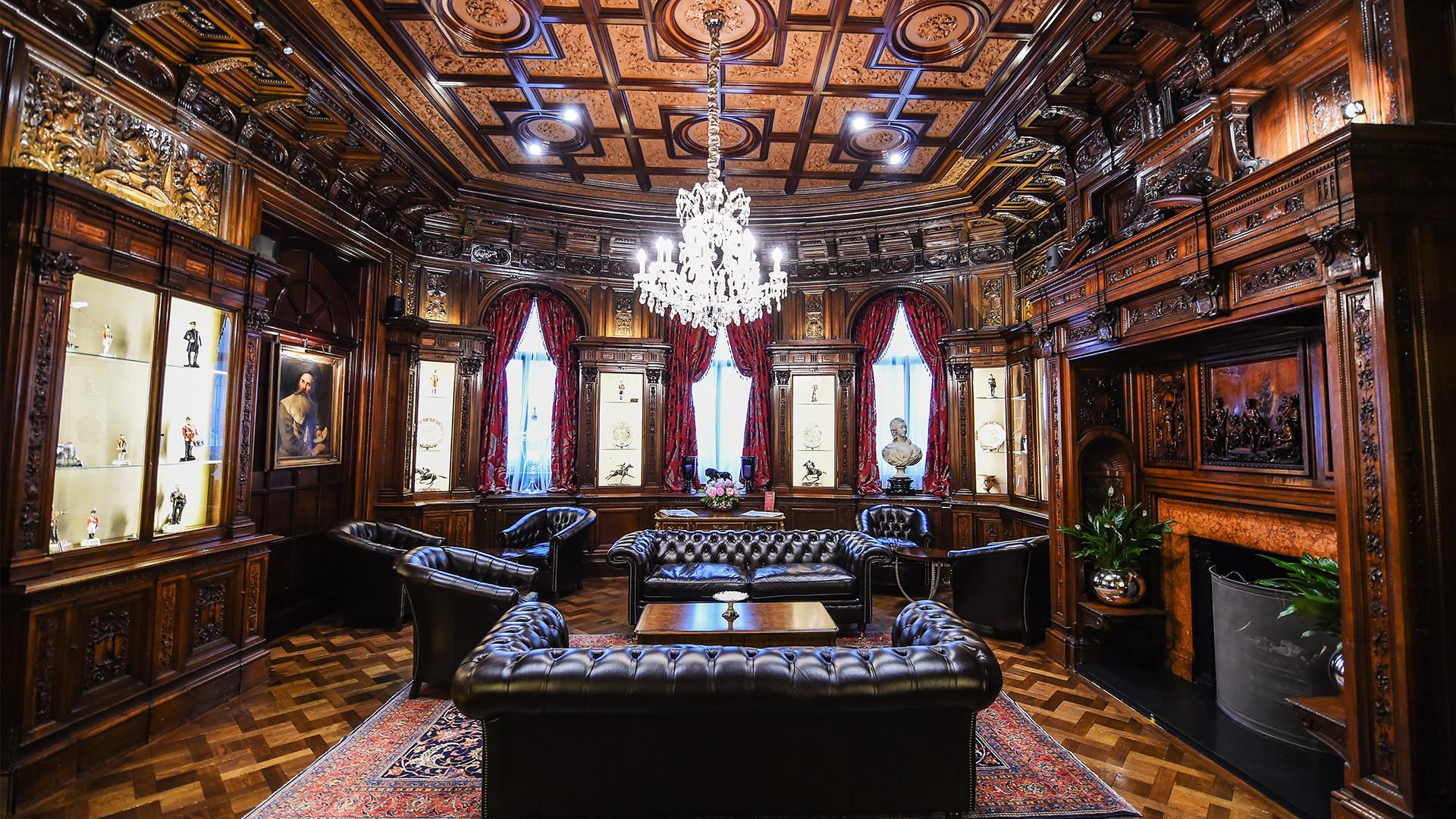 Les Ambassadeurs Interior: Best London Casinos