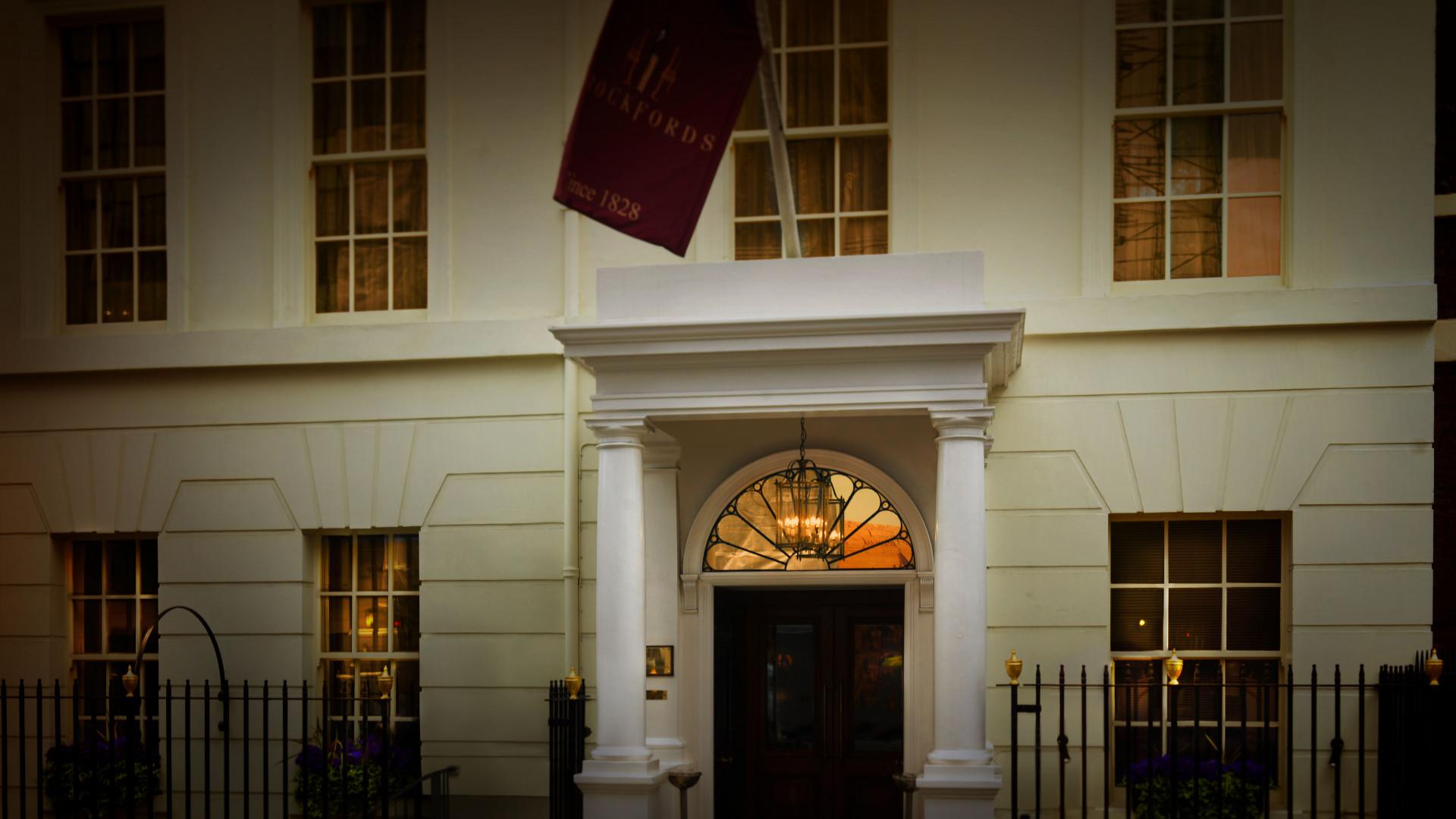 Crockfords Entrance: Best London Casinos