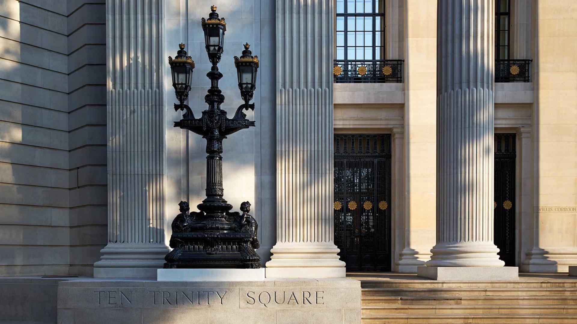 Ten Trinity Square Somerton