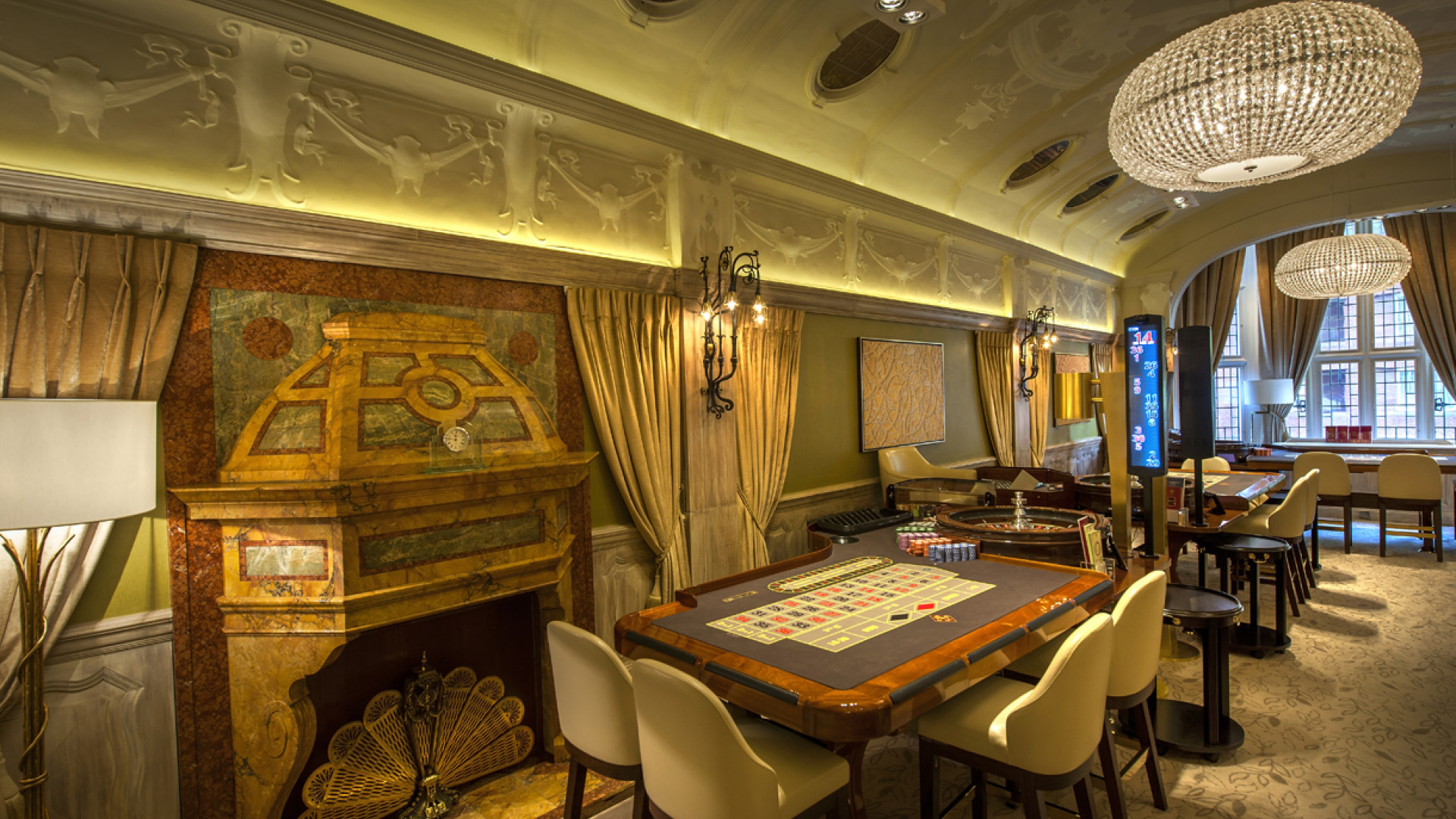 Top casinos in london