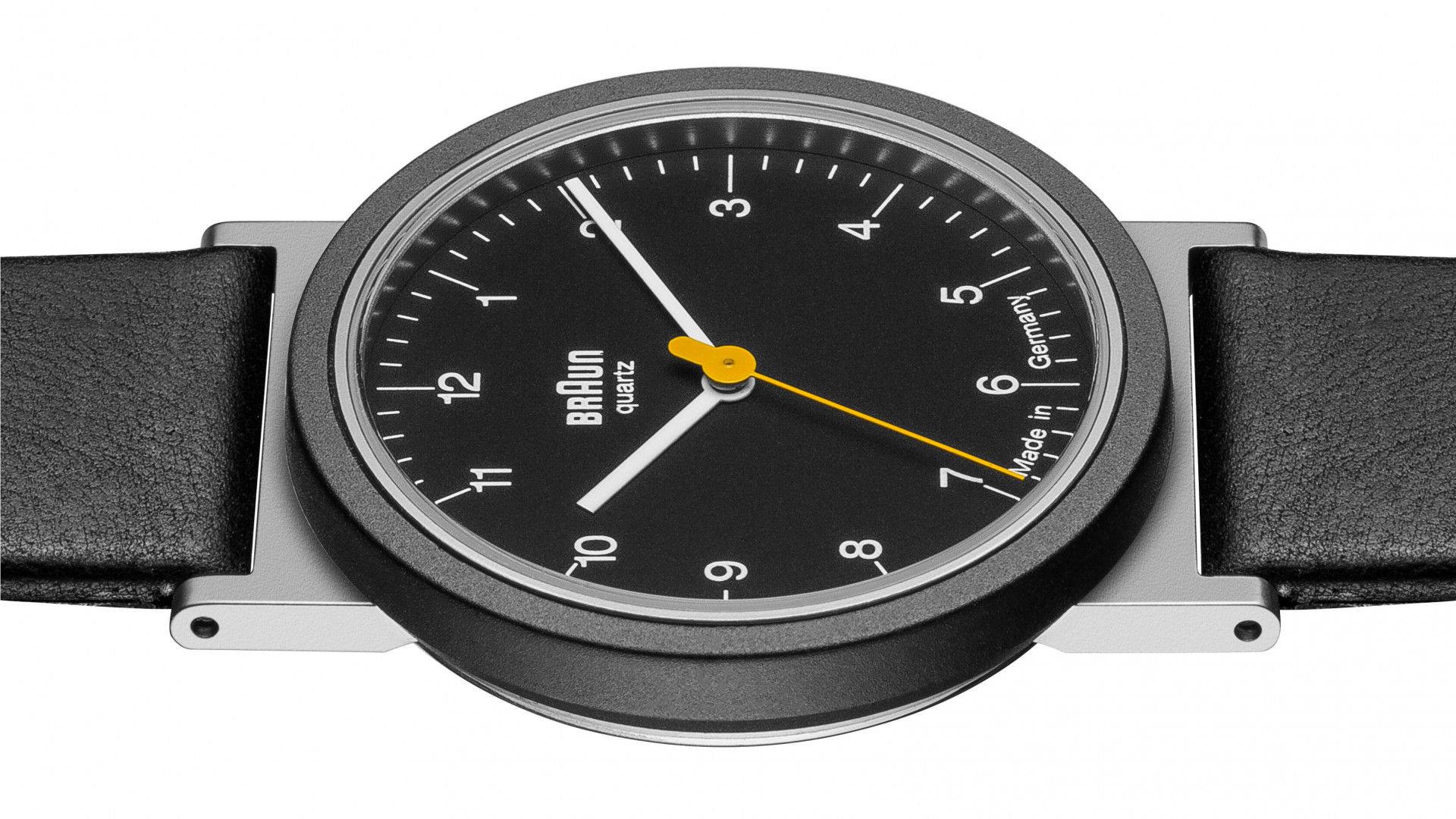 Braun watches