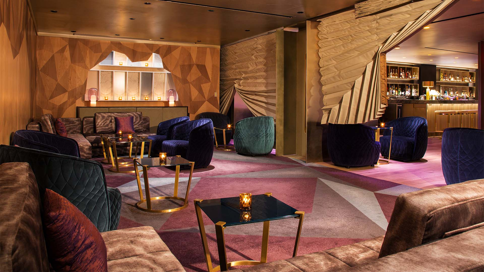 Time Hotel NYC – Le Grande Lounge