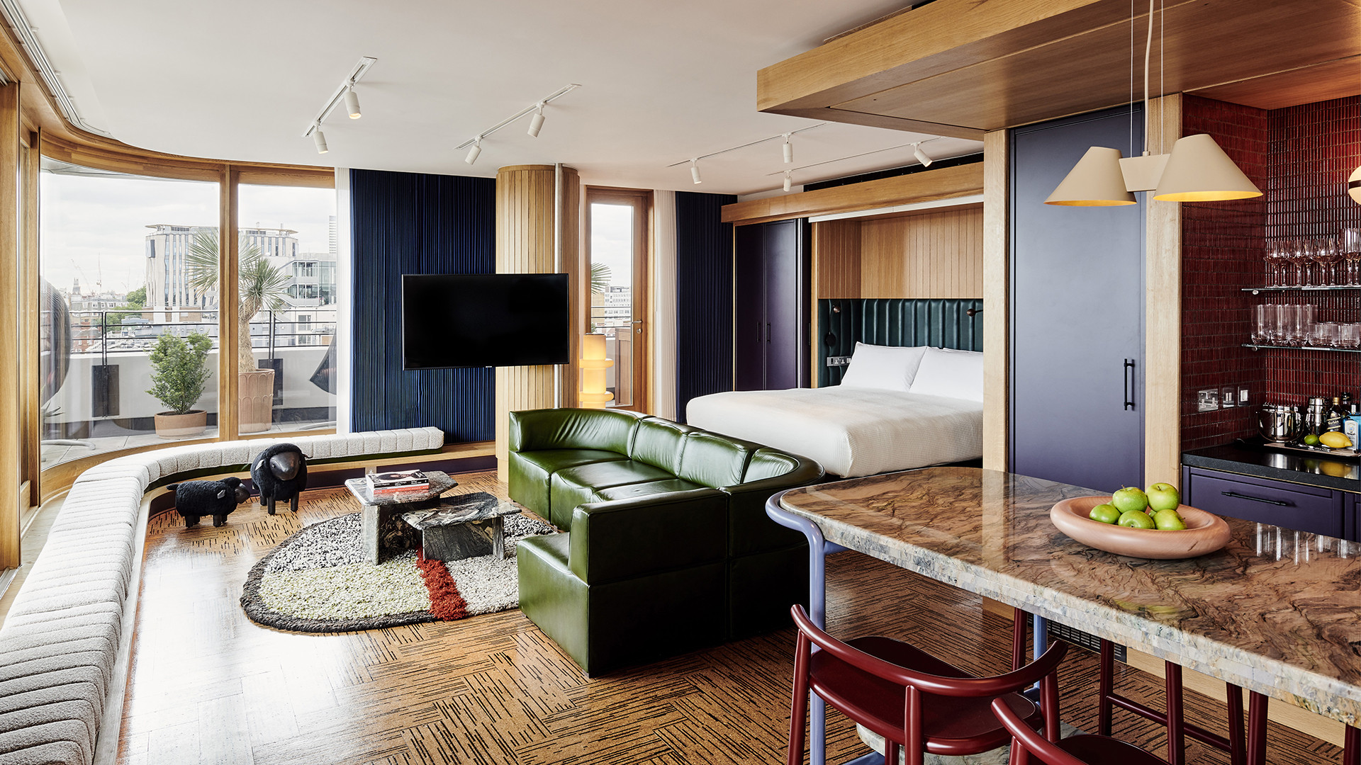 The Standard Hotel NYE