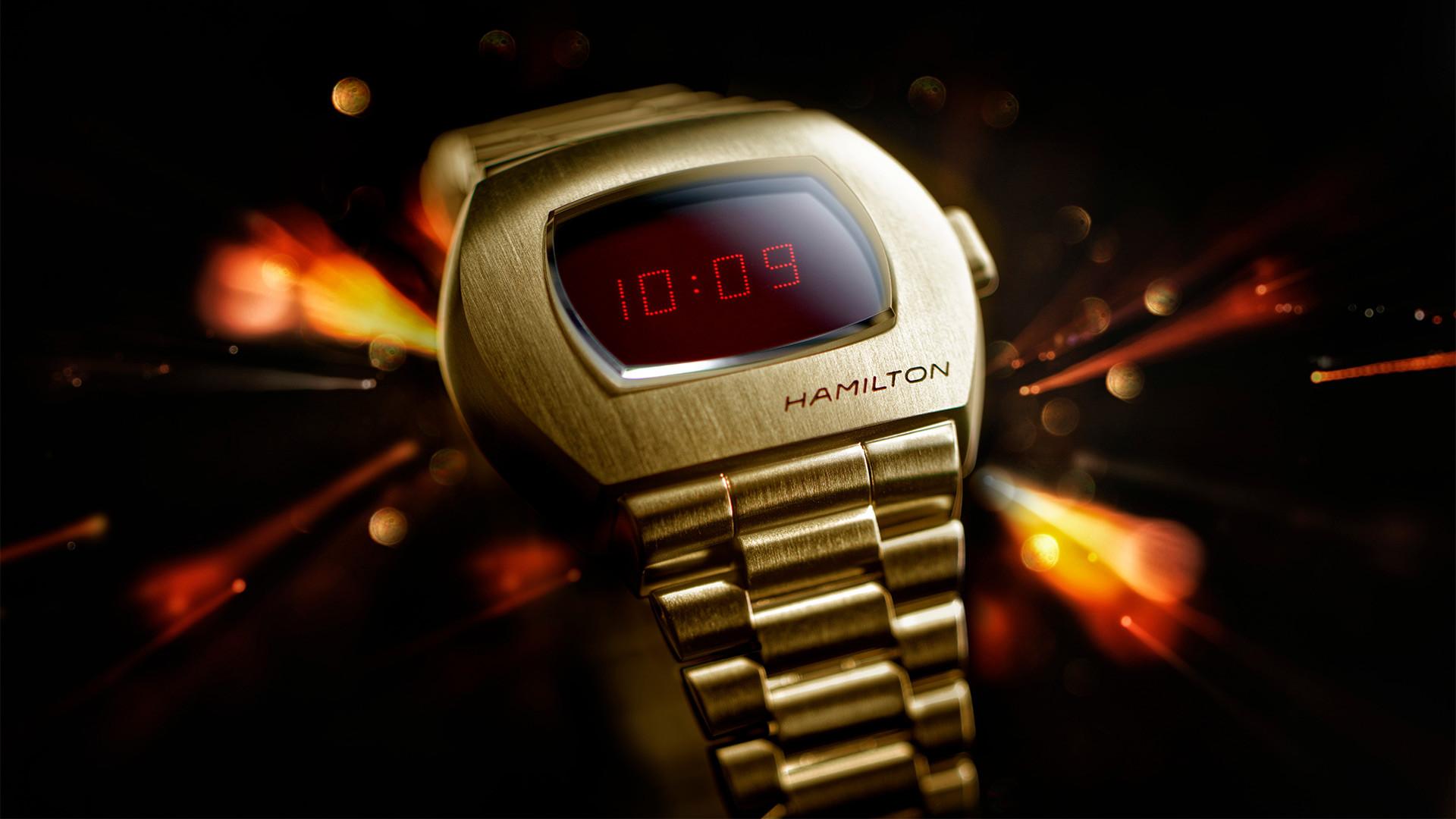 Hamilton PSR watch review