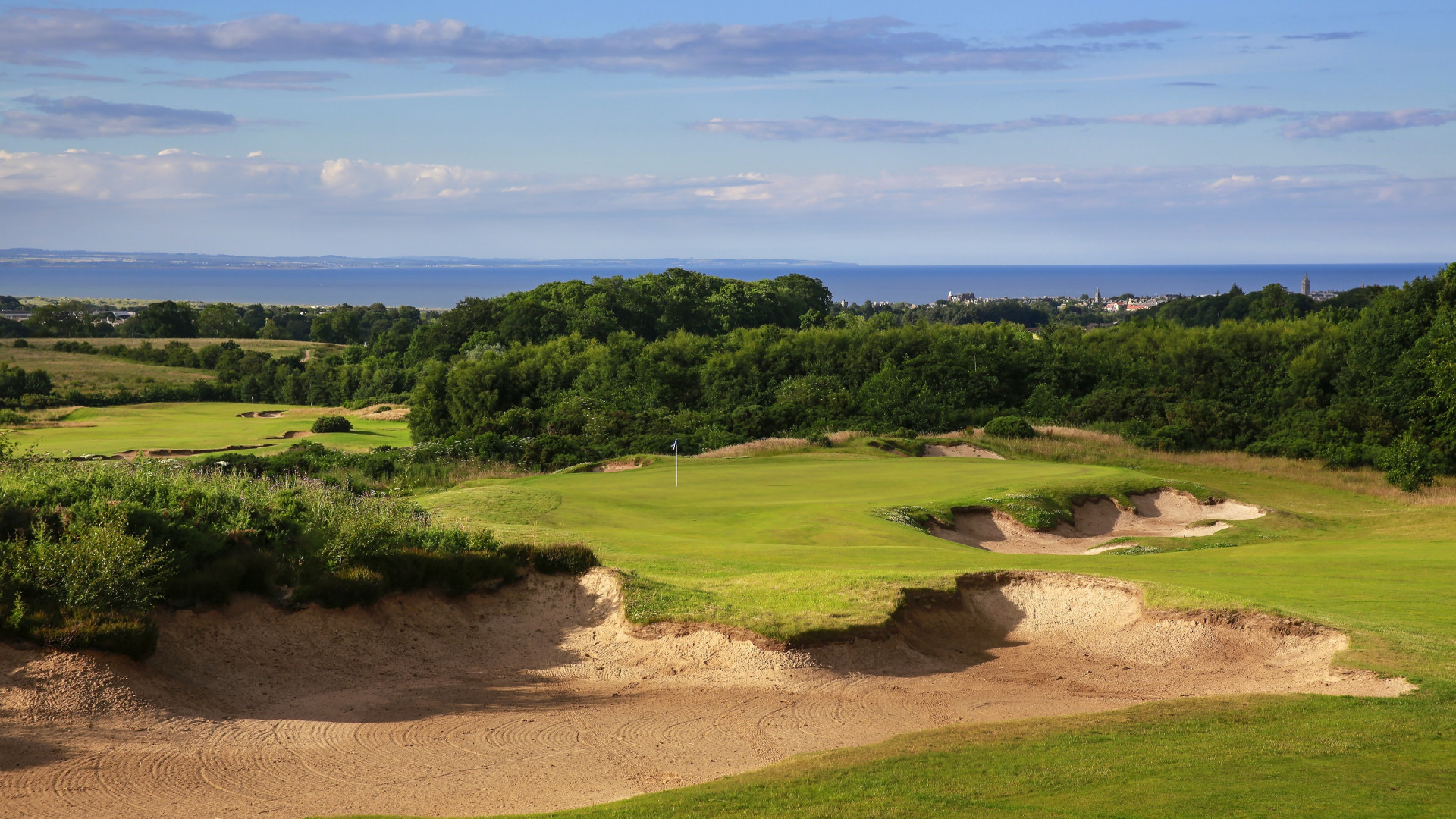The Duke's Course, St Andrews golf