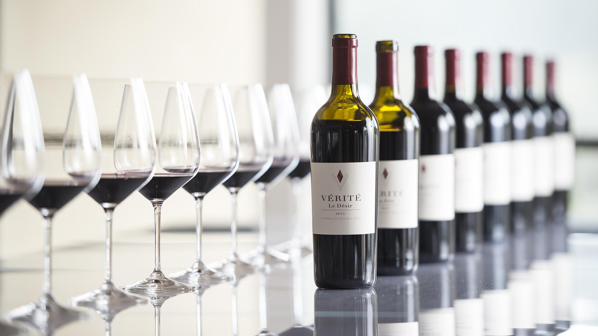 Winetasting of Vérité