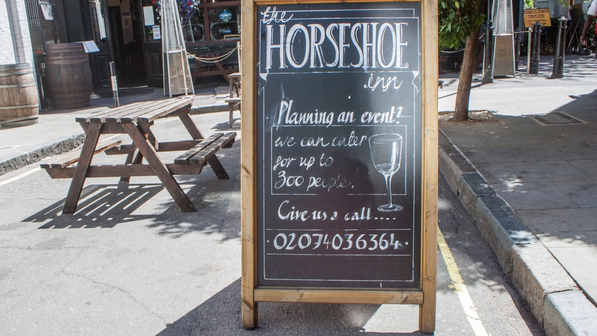 Best pubs in London Bridge – The Horseshoe Inn