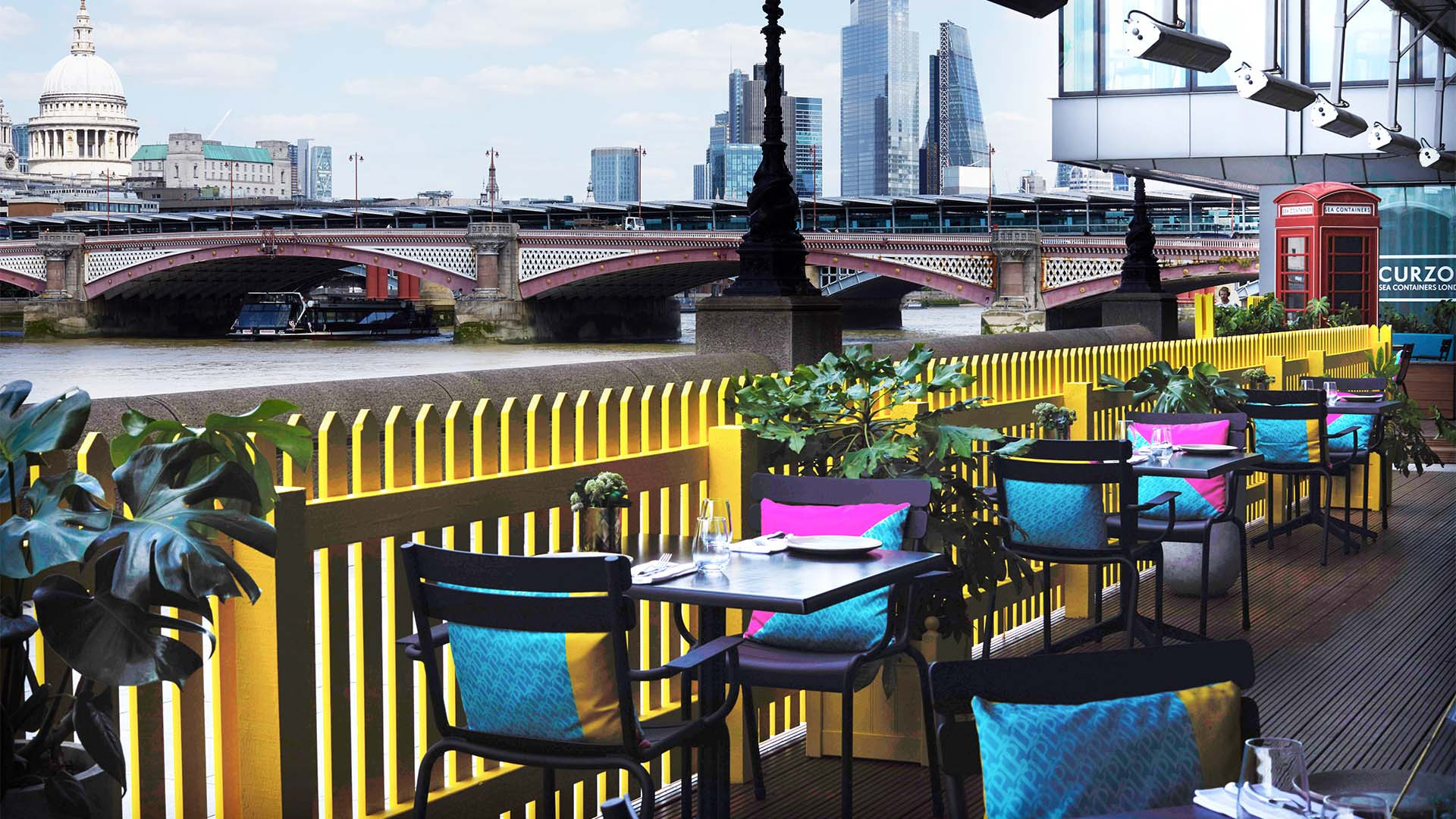 Sea Containers | South Bank
