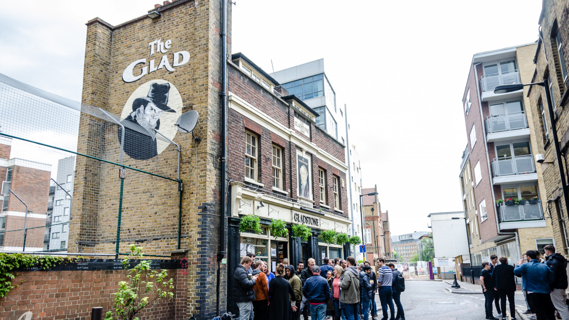 The Gladstone Pub – London Bridge