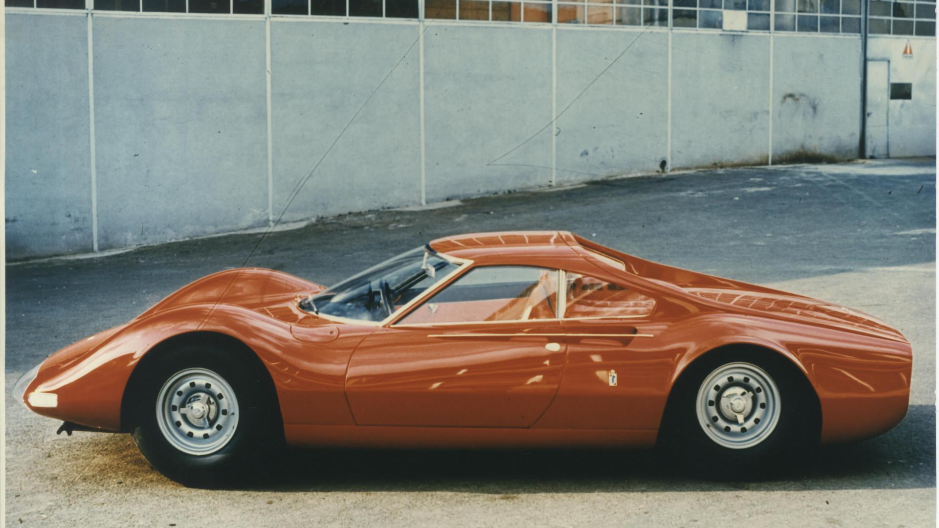 Dino Berlinetta Speciale, 1965